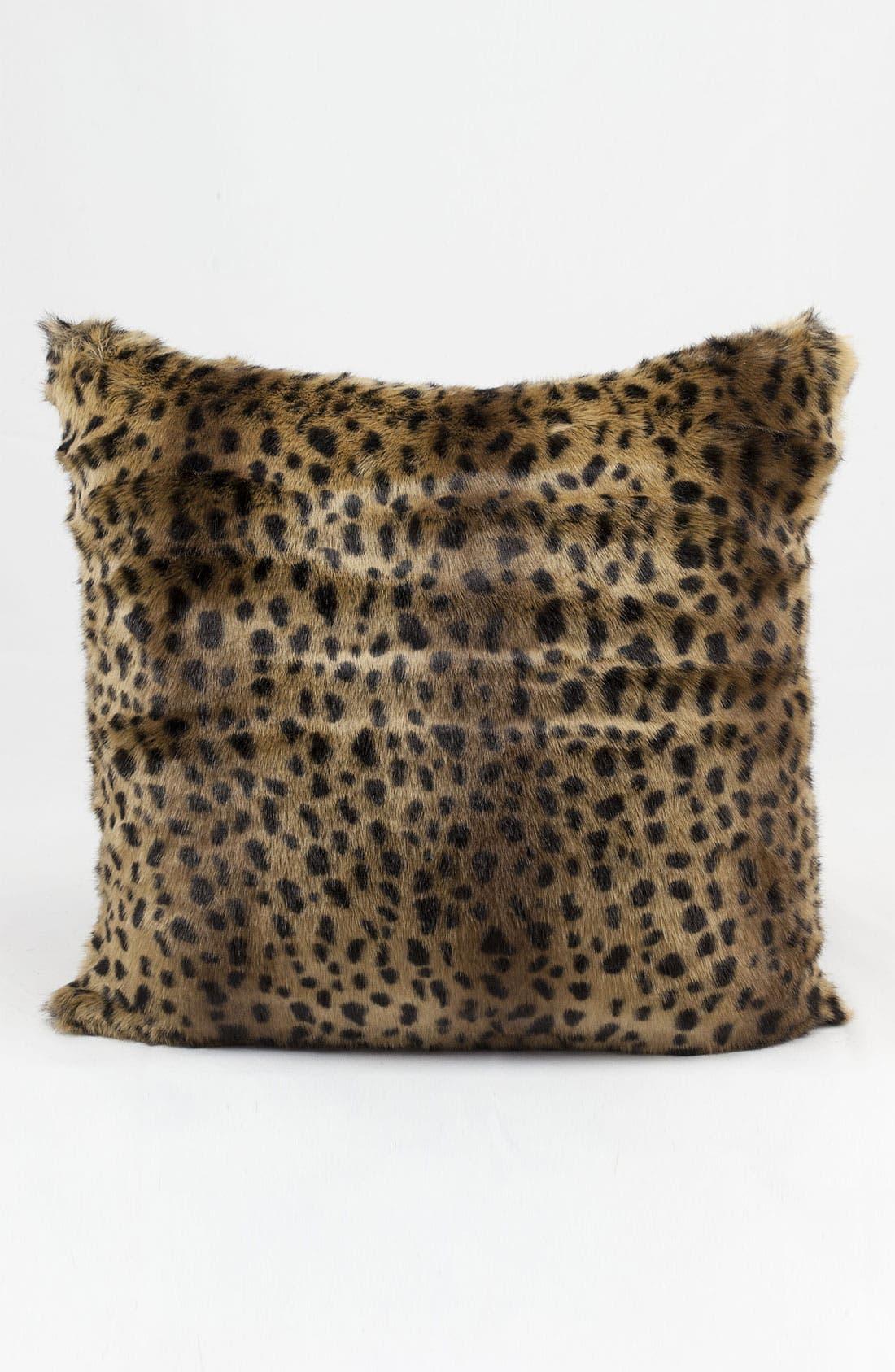 Main Image - Mina Victory 'Golden Leopard' Pillow