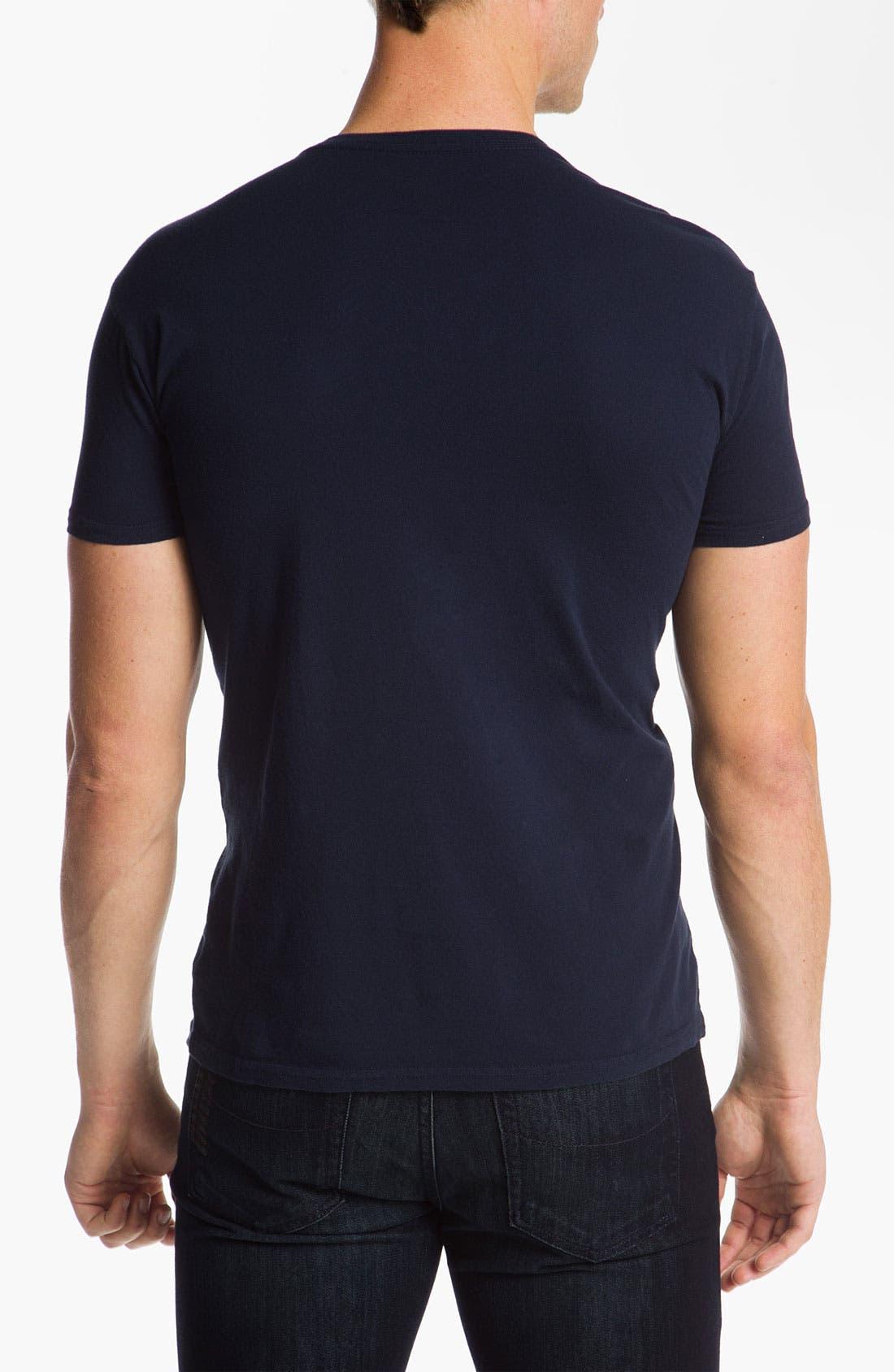 Alternate Image 2  - Retro Brand 'Tar Heels - Est. 1789' T-Shirt