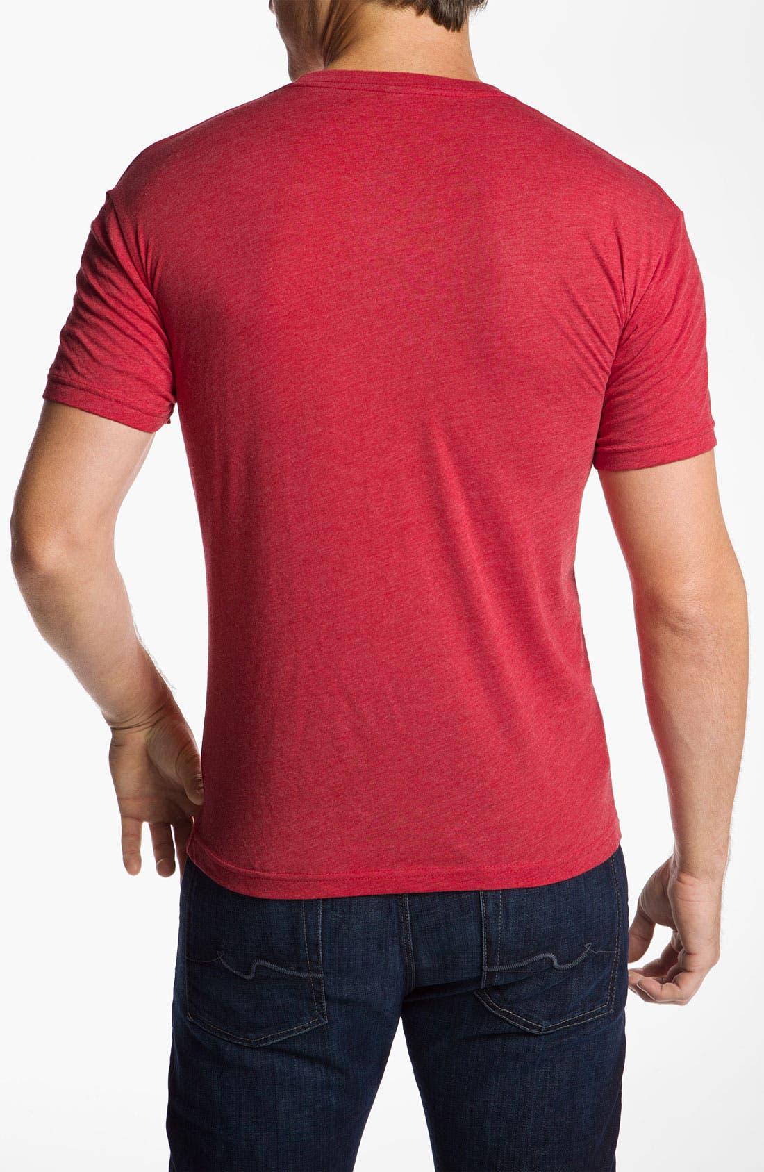 Alternate Image 2  - Free Authority 'SPAM Champion' Graphic T-Shirt