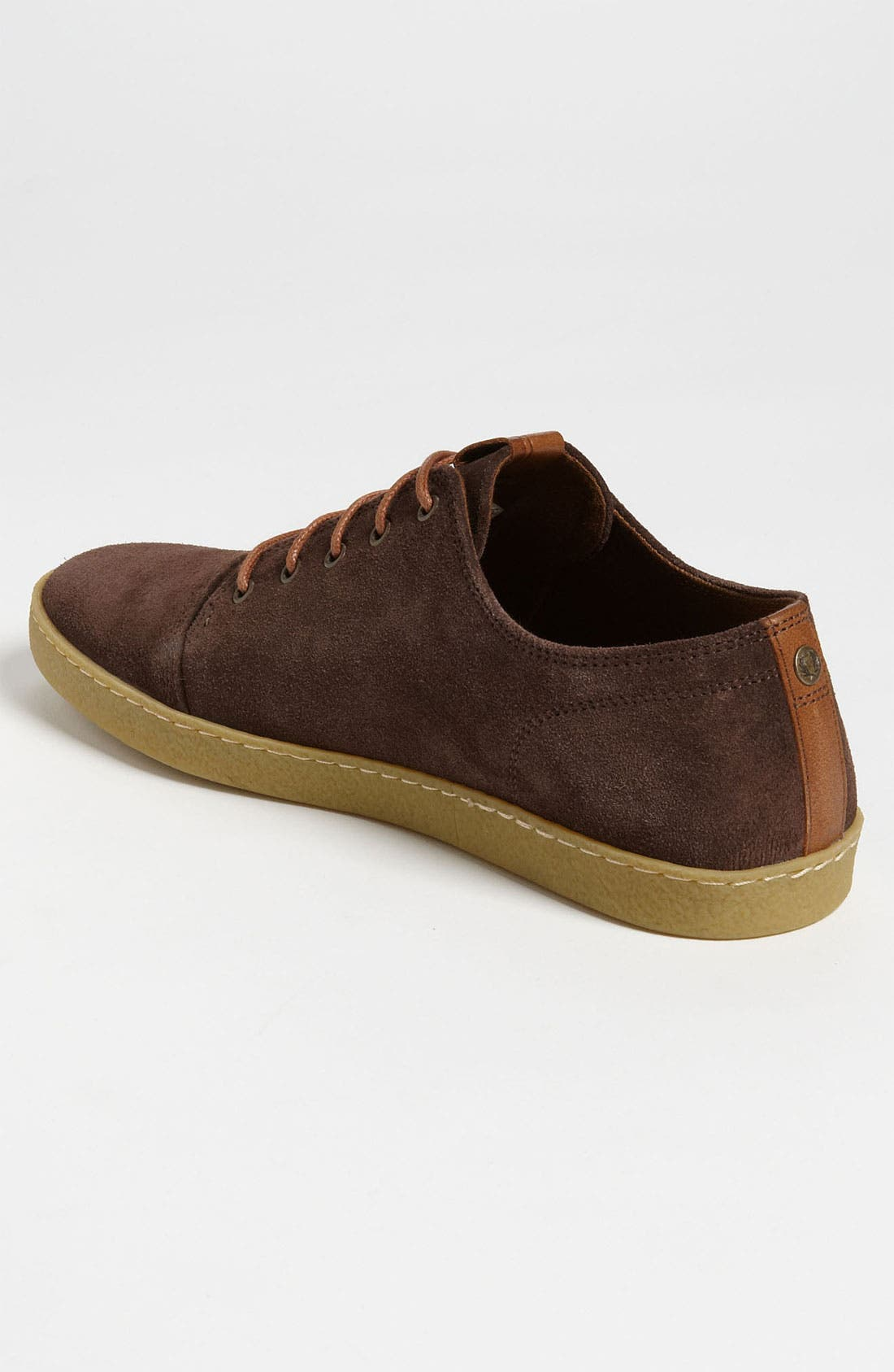 Alternate Image 2  - Fred Perry 'Deighton' Suede Sneaker
