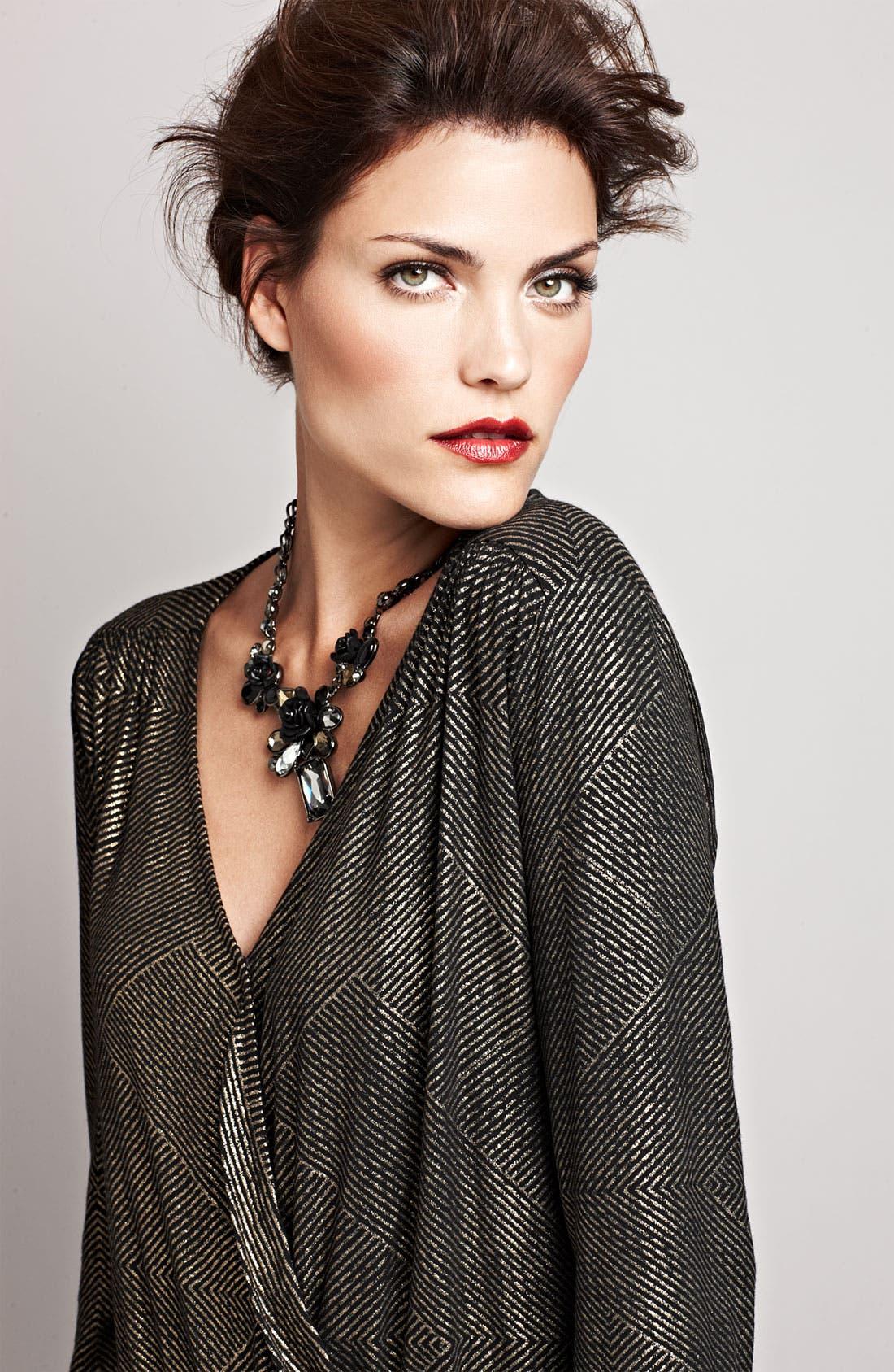 Alternate Image 3  - Nordstrom 'Dark Glamour' Frontal Necklace