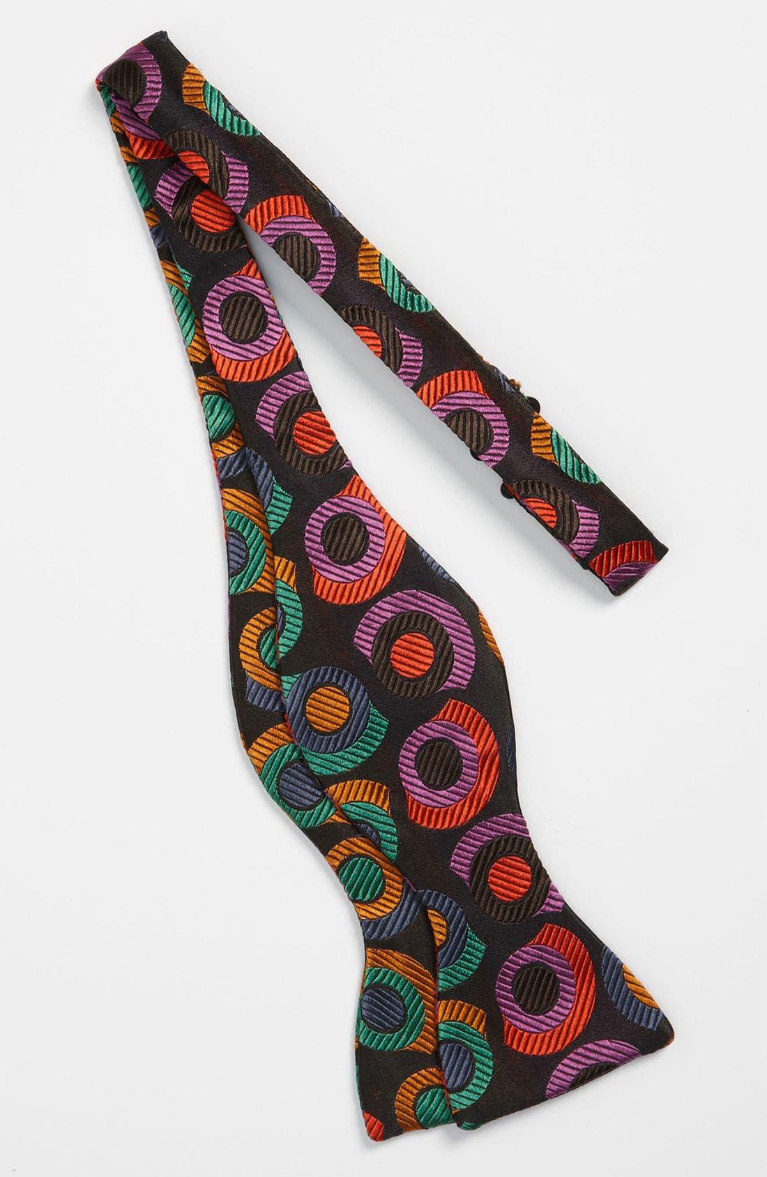 Alternate Image 2  - Duchamp Silk Bow Tie