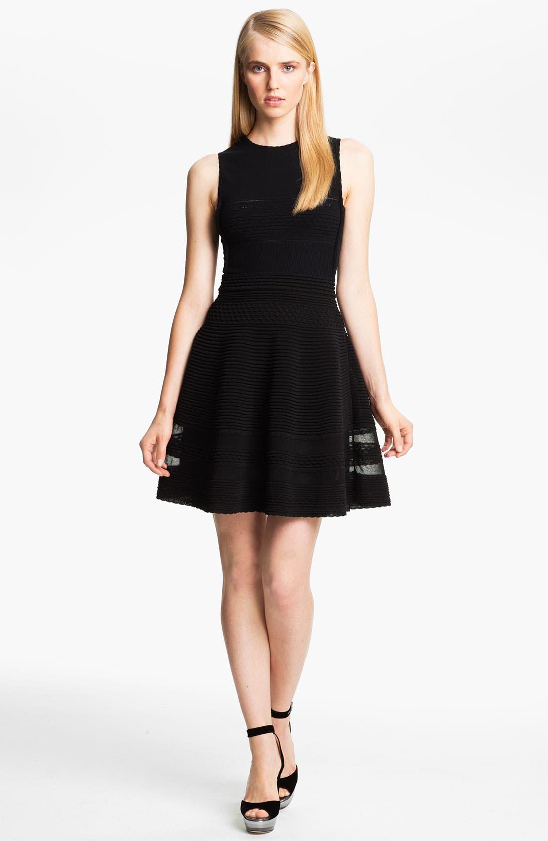 Alternate Image 1 Selected - M Missoni Rib Stitch Tank Dress