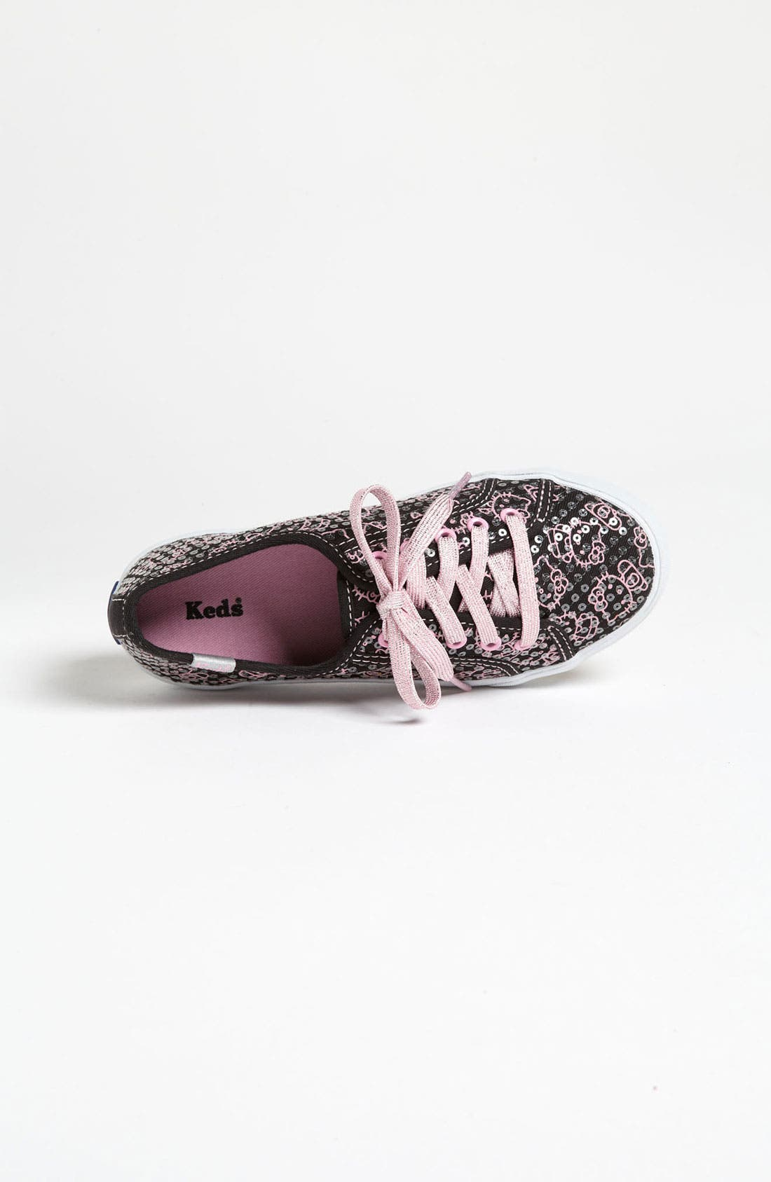 Alternate Image 3  - Keds® 'Hello Kitty®' Sneaker (Little Kid & Big Kid)