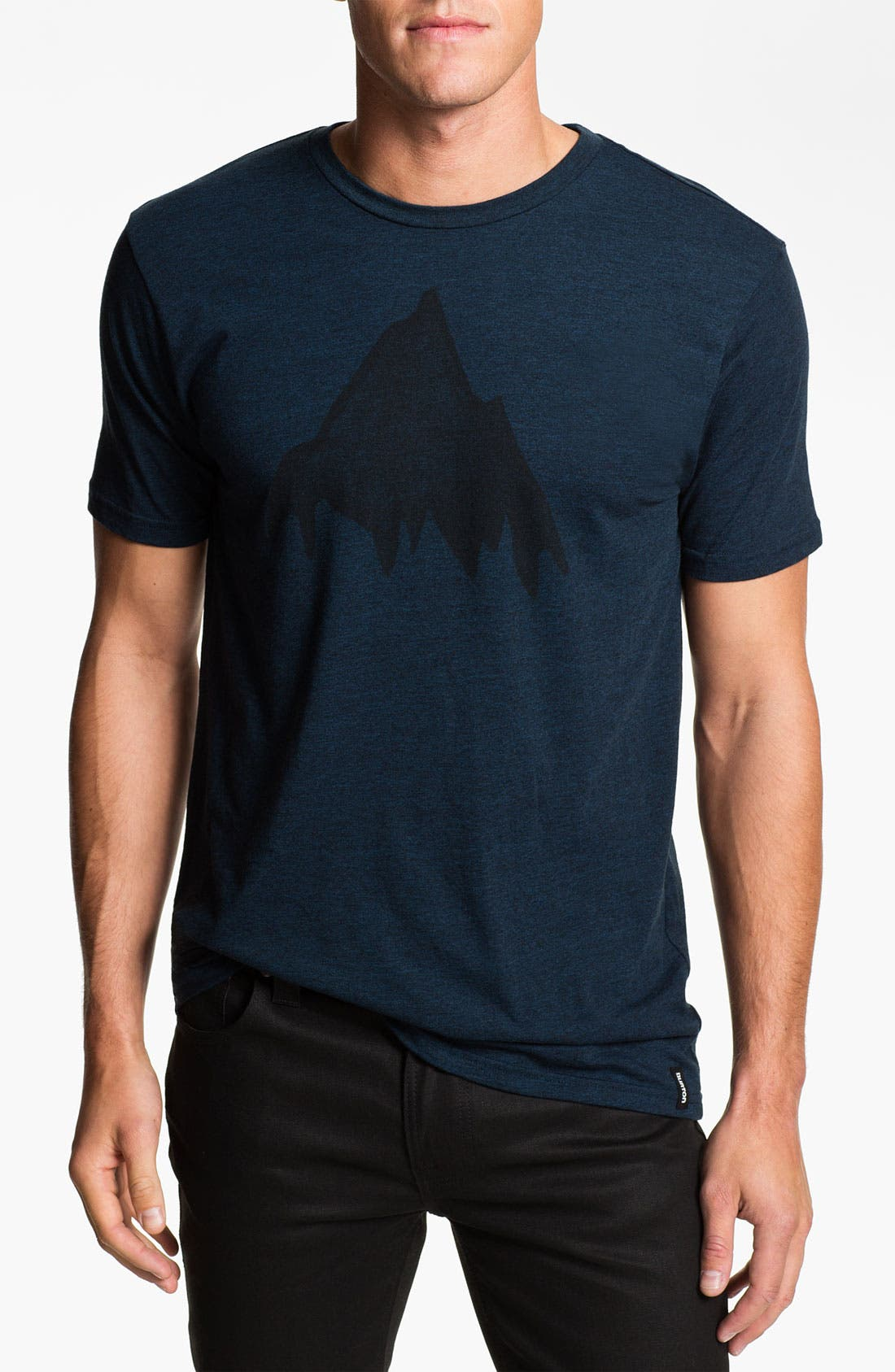 Alternate Image 1 Selected - Burton 'Painted Mountain' Graphic T-Shirt
