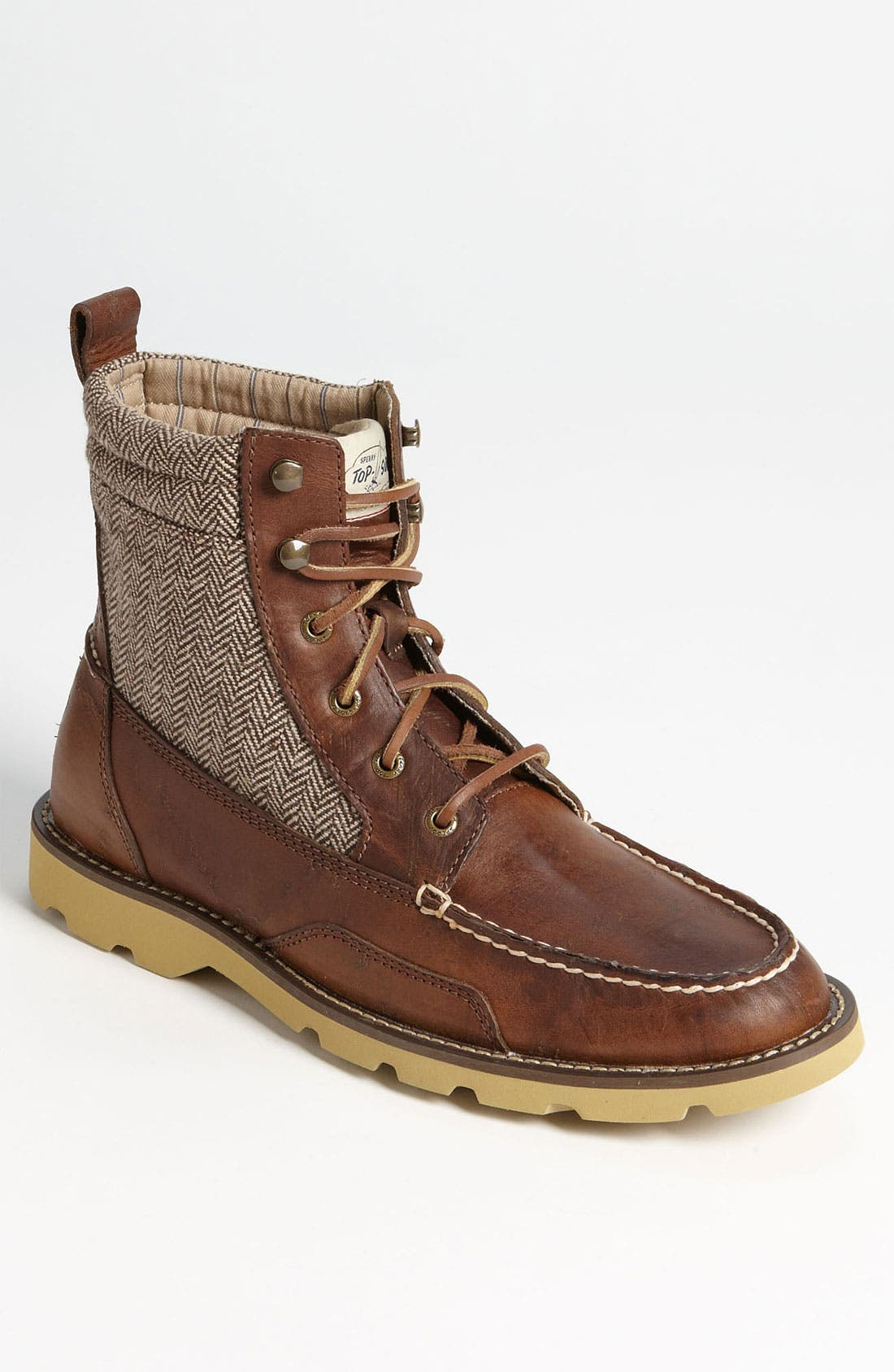 Main Image - Sperry Top-Sider® 'Shipyard' Moc Toe Boot