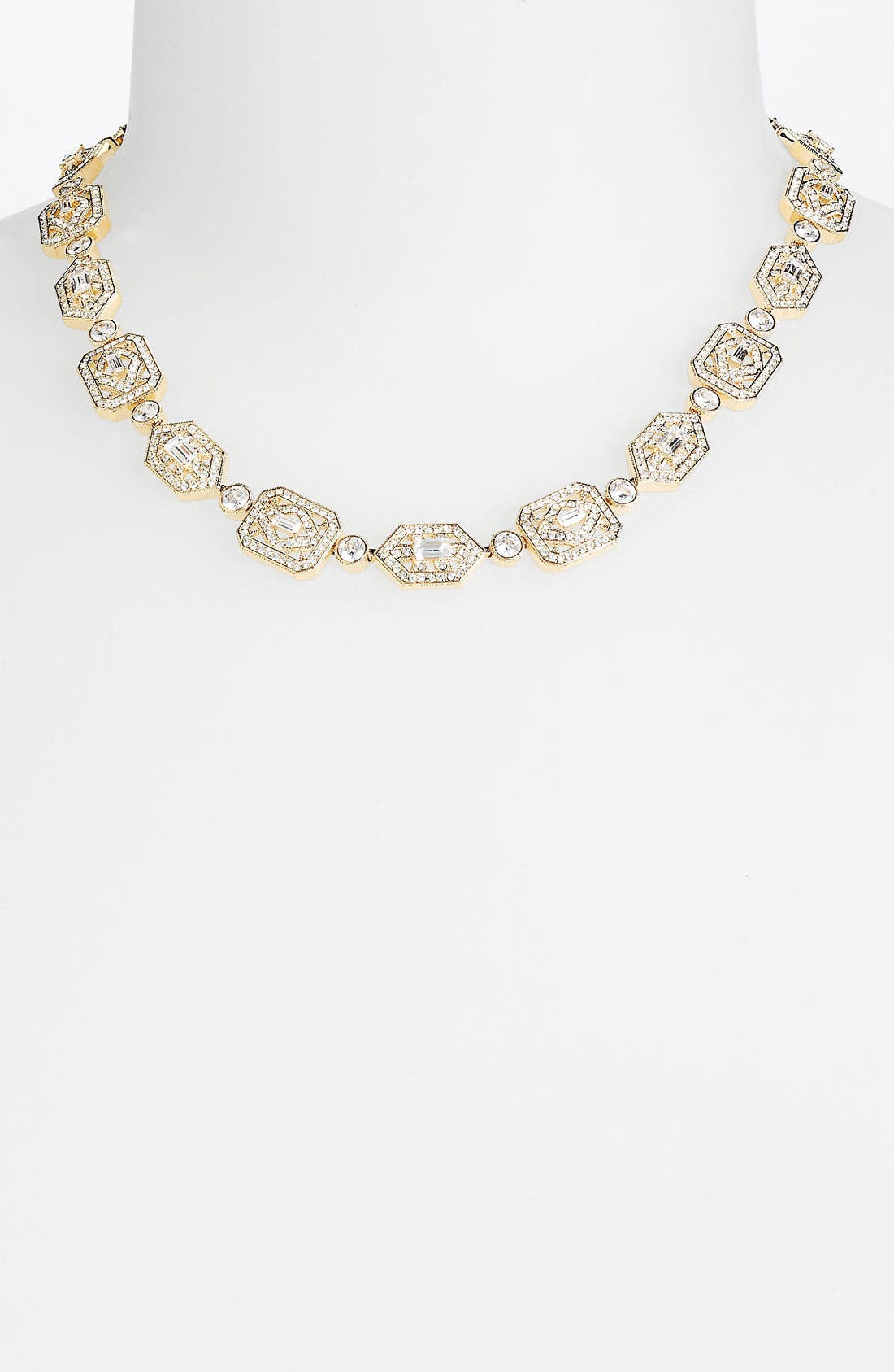 Alternate Image 1 Selected - Nadri 'Art Deco' Collar Necklace (Nordstrom Exclusive)