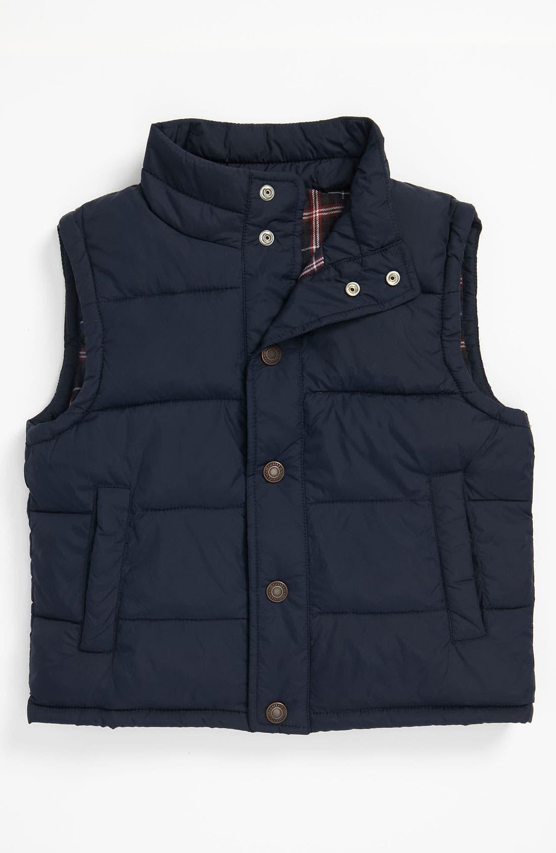 Main Image - Tucker + Tate Field Vest (Infant)