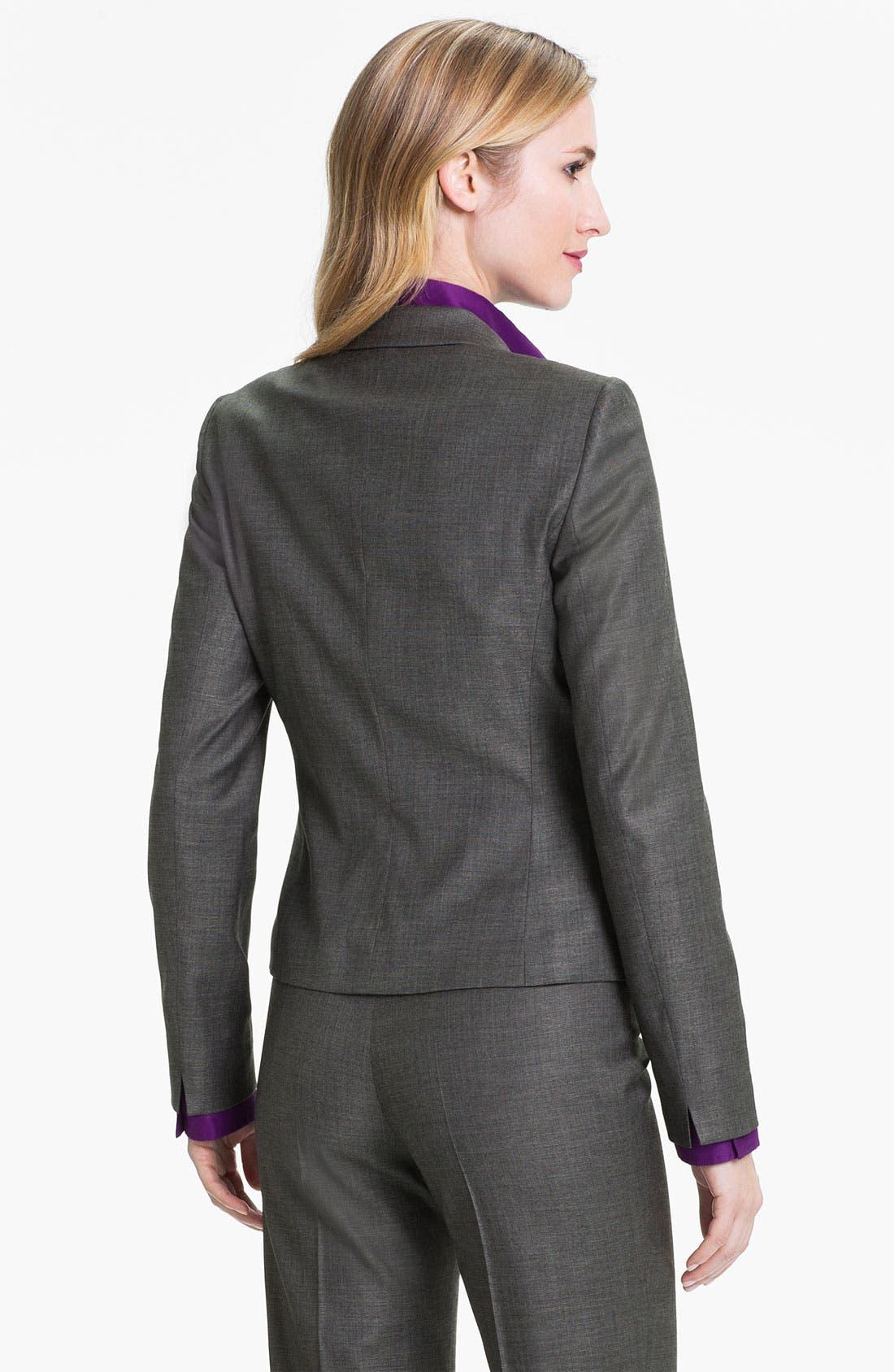 Alternate Image 2  - BOSS Black 'Juljanella' Jacket
