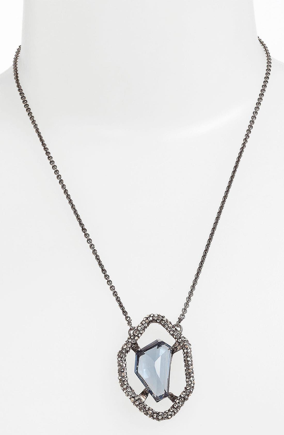 Alternate Image 1 Selected - Alexis Bittar 'Miss Havisham - Delano' Deco Pendant Necklace (Nordstrom Exclusive)