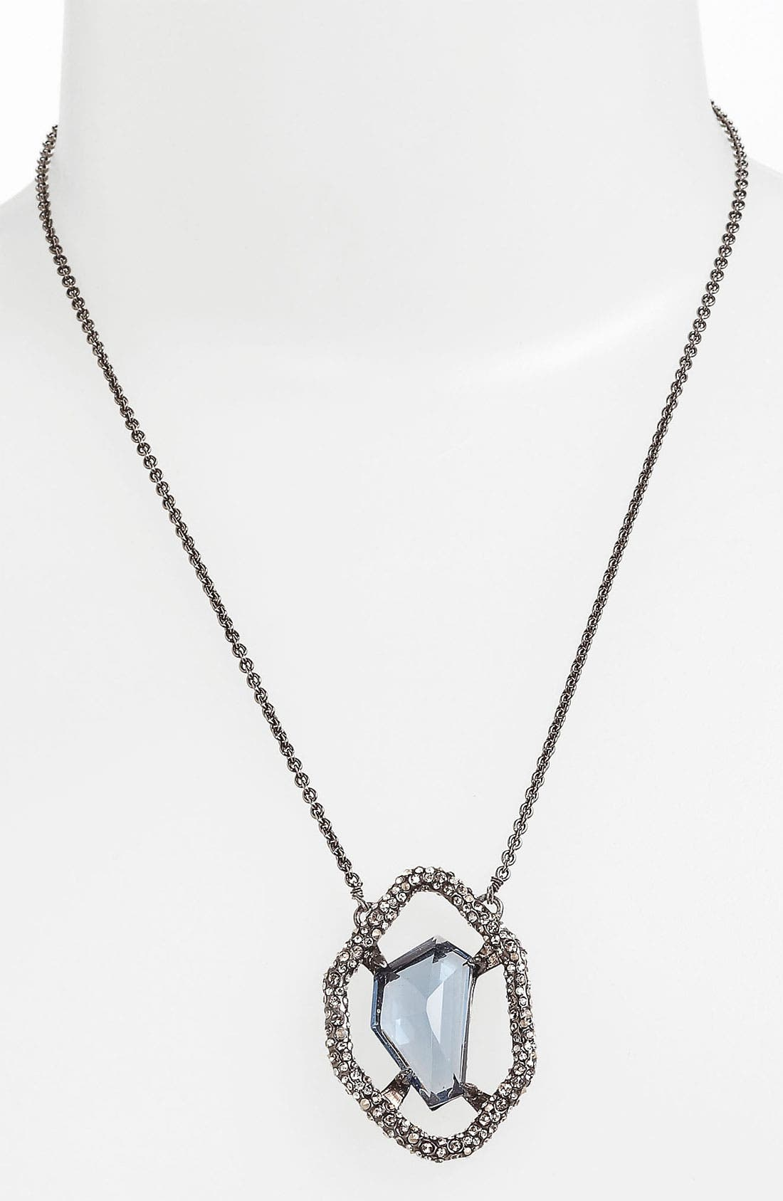 Main Image - Alexis Bittar 'Miss Havisham - Delano' Deco Pendant Necklace (Nordstrom Exclusive)