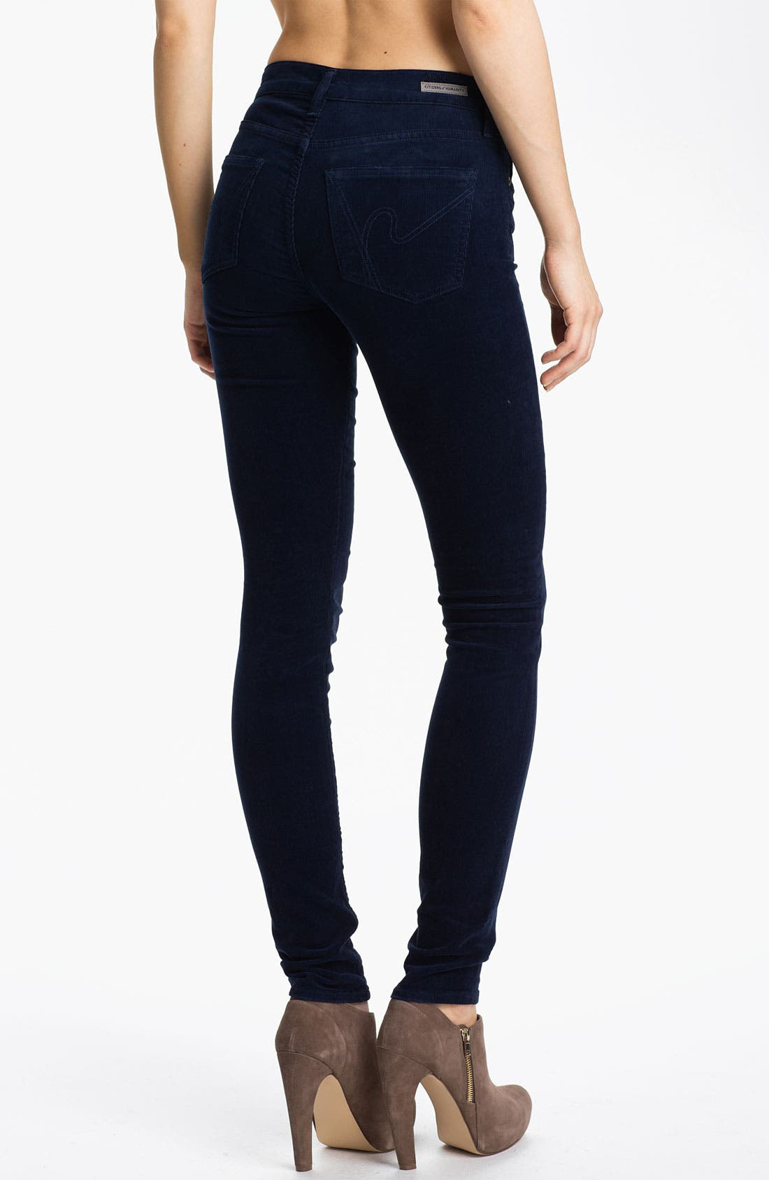 Main Image - Citizens of Humanity Skinny Corduroy Pants
