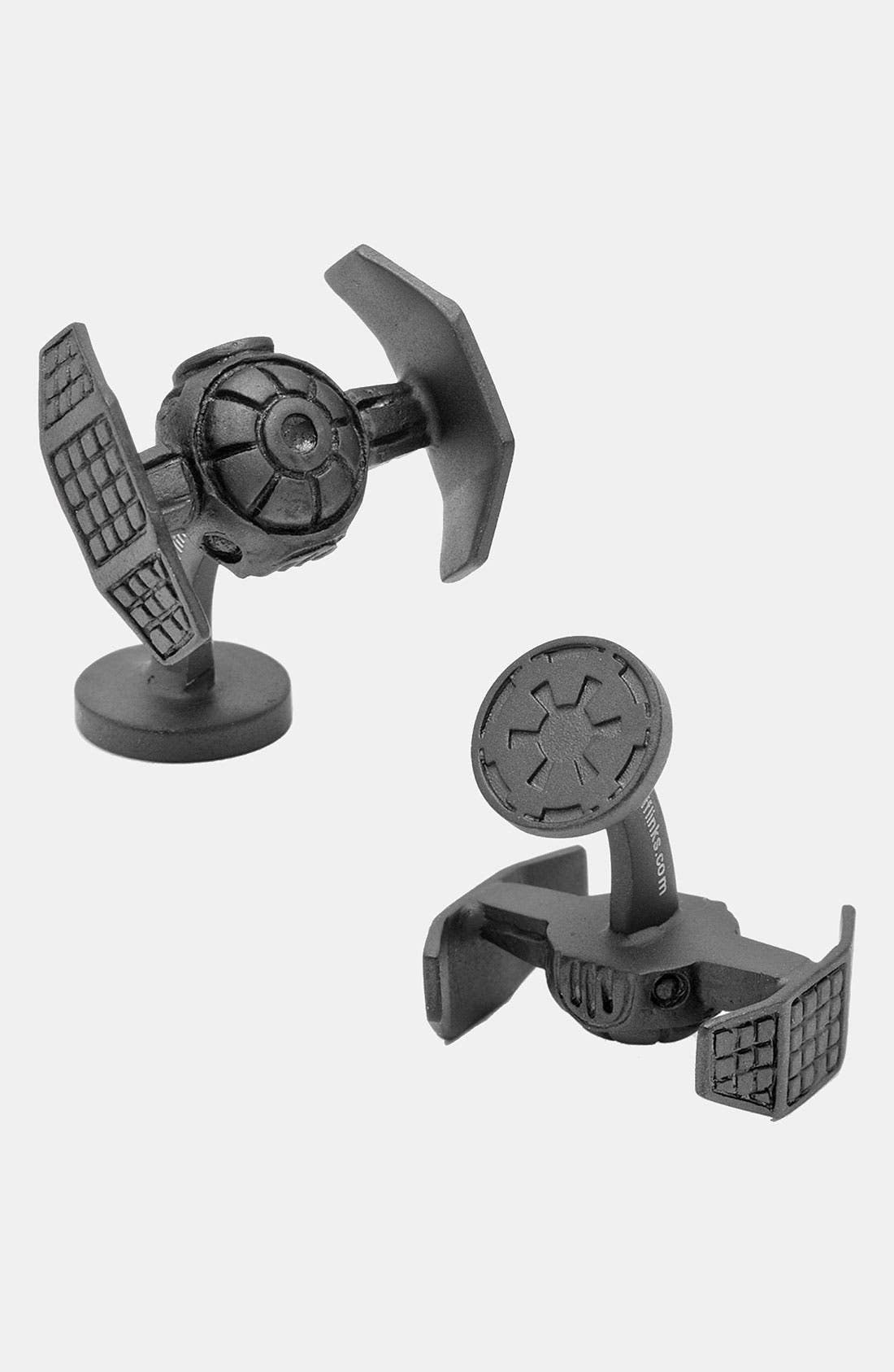Alternate Image 1 Selected - Cufflinks, Inc. 'Star Wars™ - TIE Fighter' Cuff Links