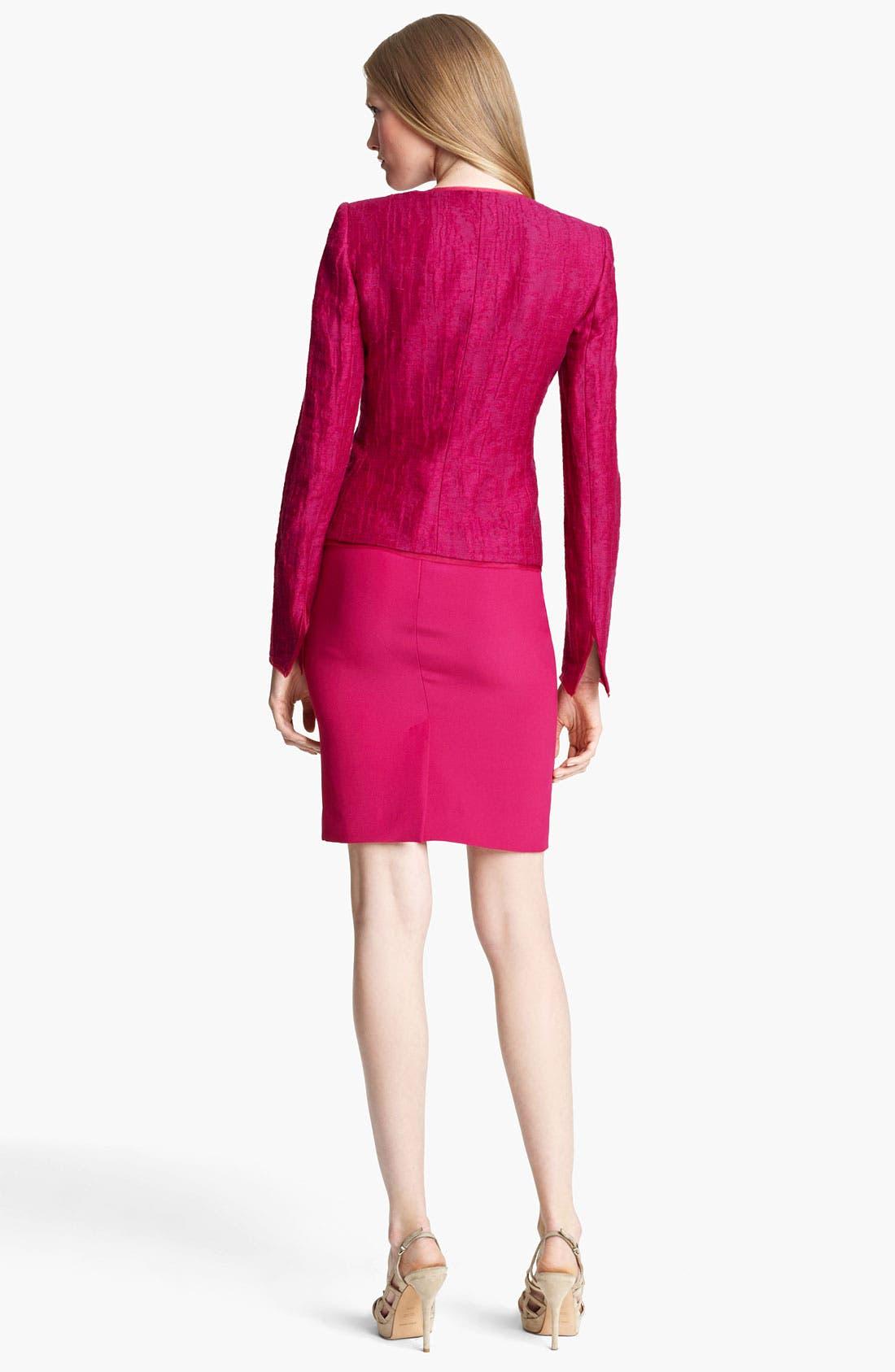 Alternate Image 4  - Armani Collezioni Cady Skirt