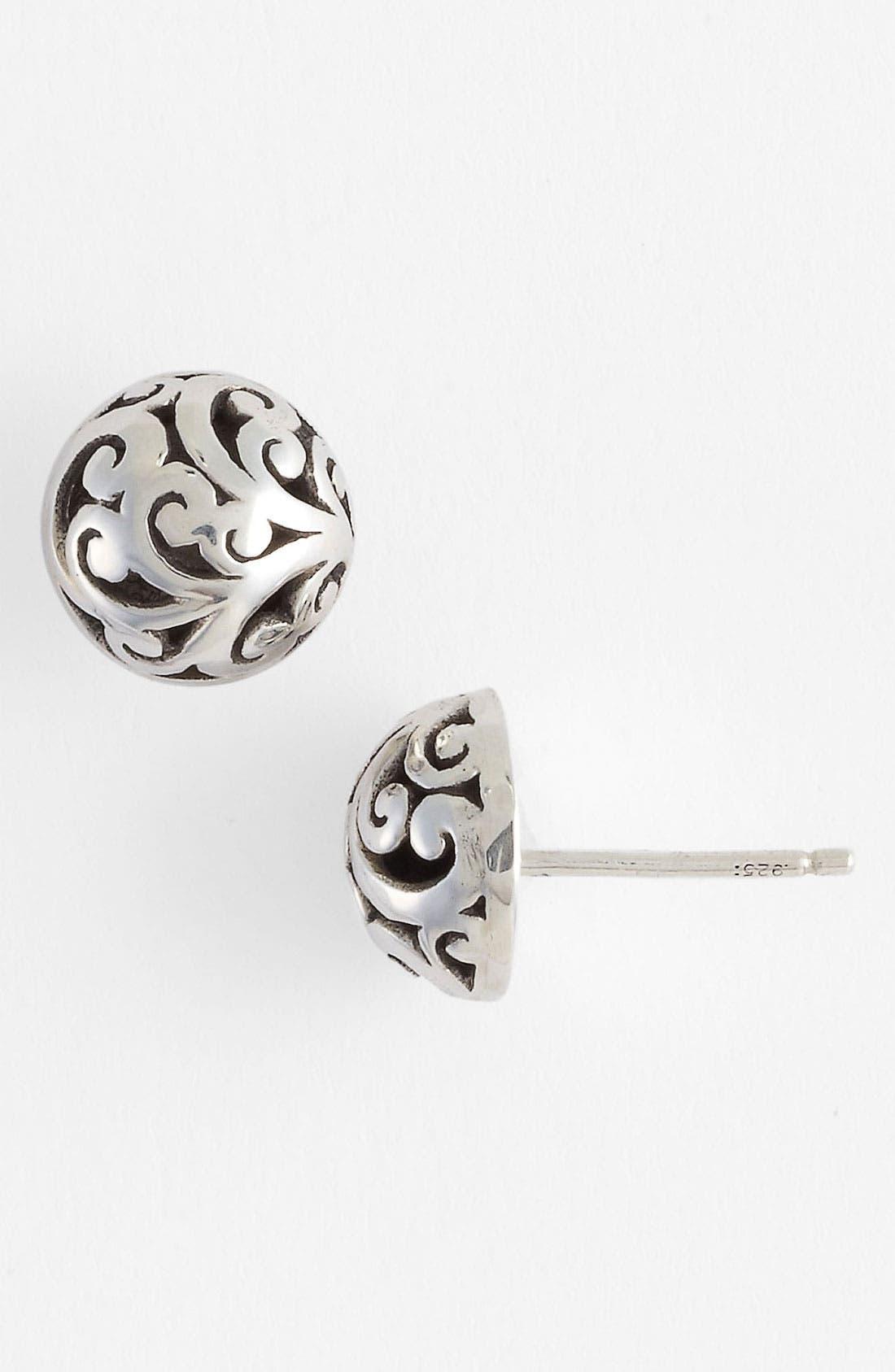 Main Image - Lois Hill Cutout Stud Earrings