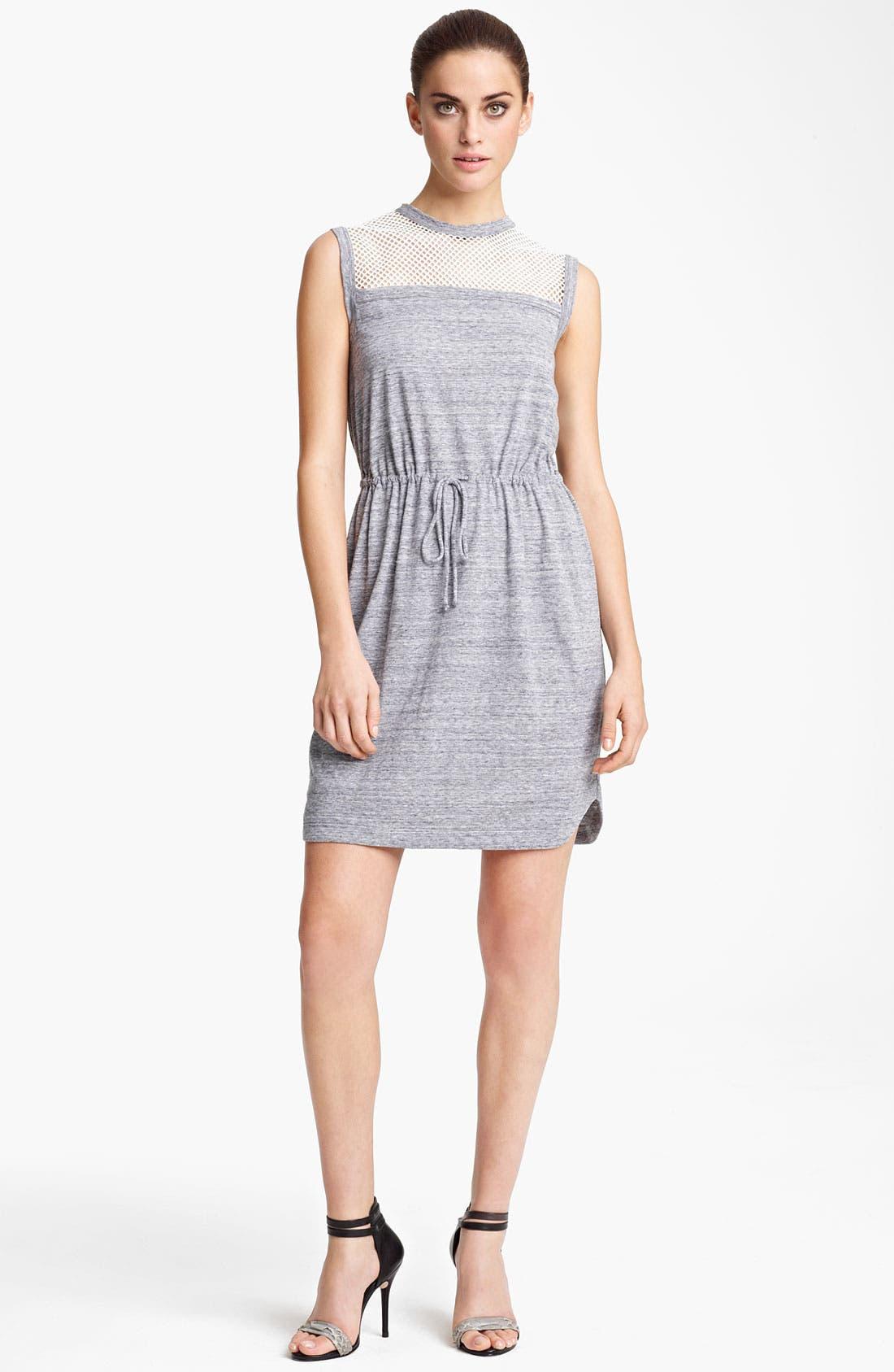 Alternate Image 1 Selected - Yigal Azrouël Sleeveless Jersey Dress