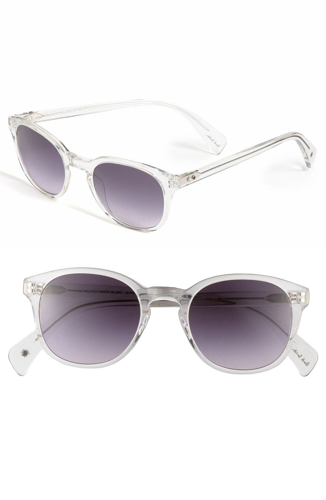 Alternate Image 1 Selected - Paul Smith 'Chaucer' 49mm Sunglasses