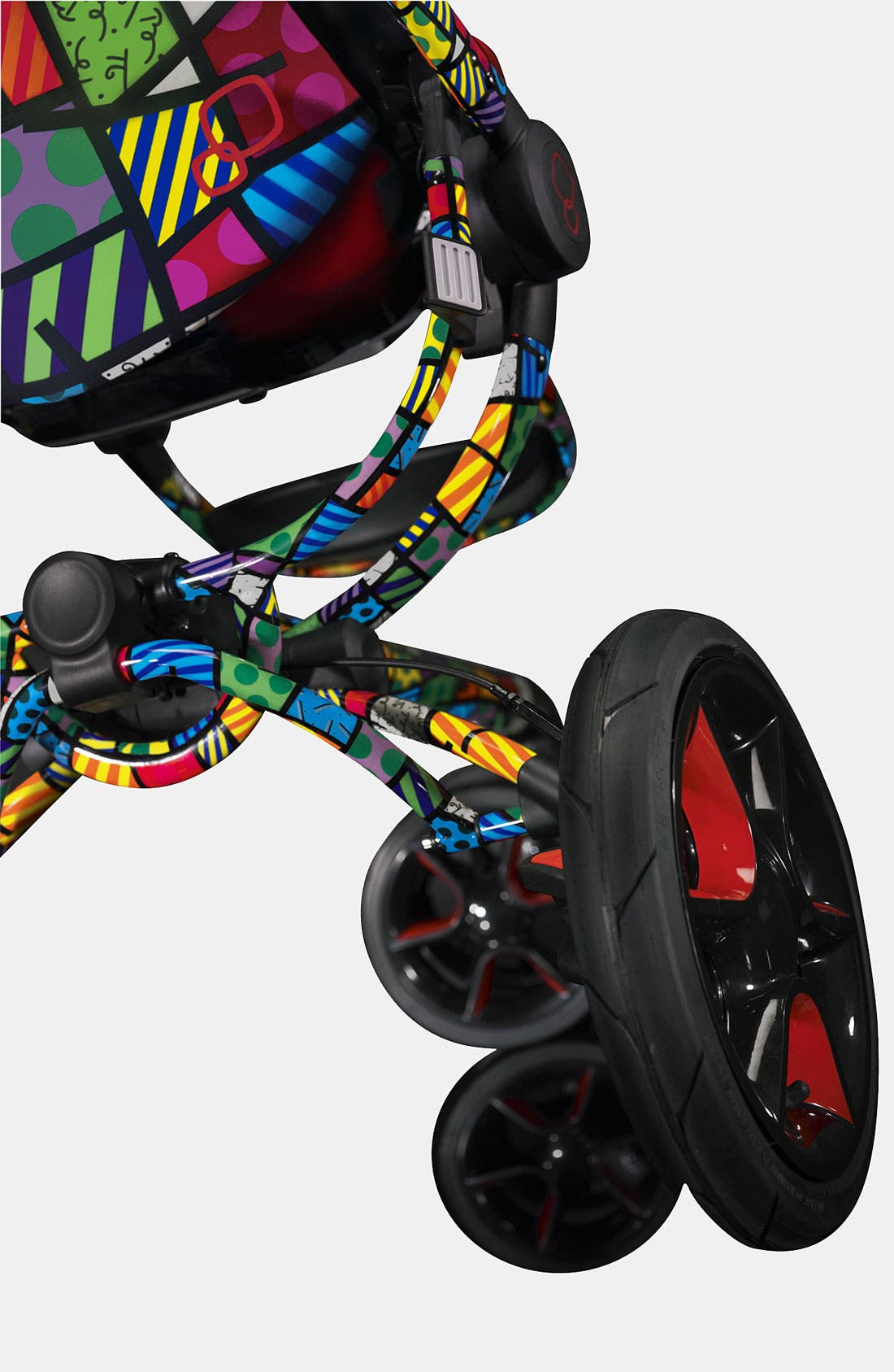 Alternate Image 3  - Quinny® by Britto 'Moodd' Stroller