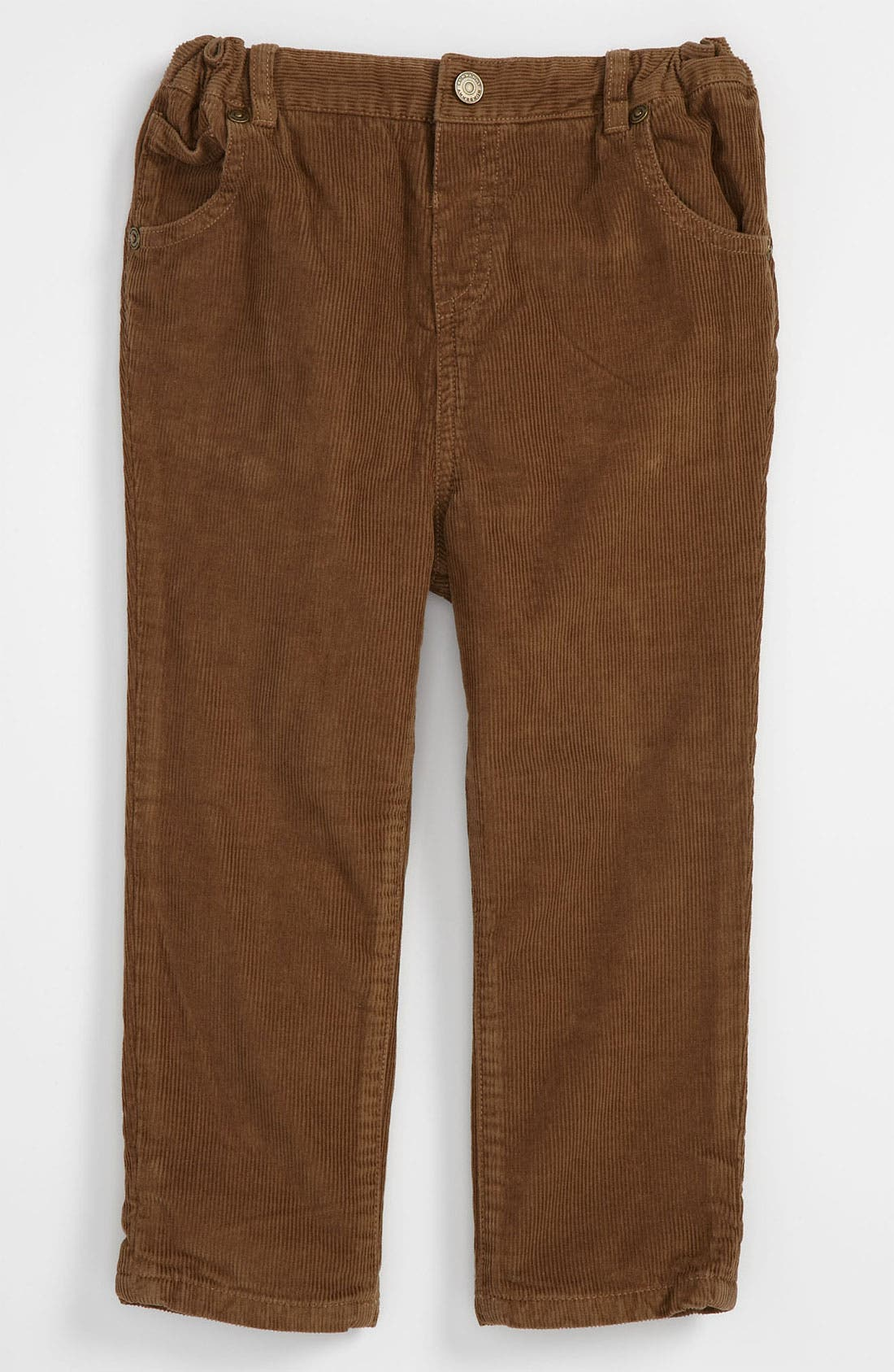 Alternate Image 2  - Burberry Corduroy Pants (Toddler)