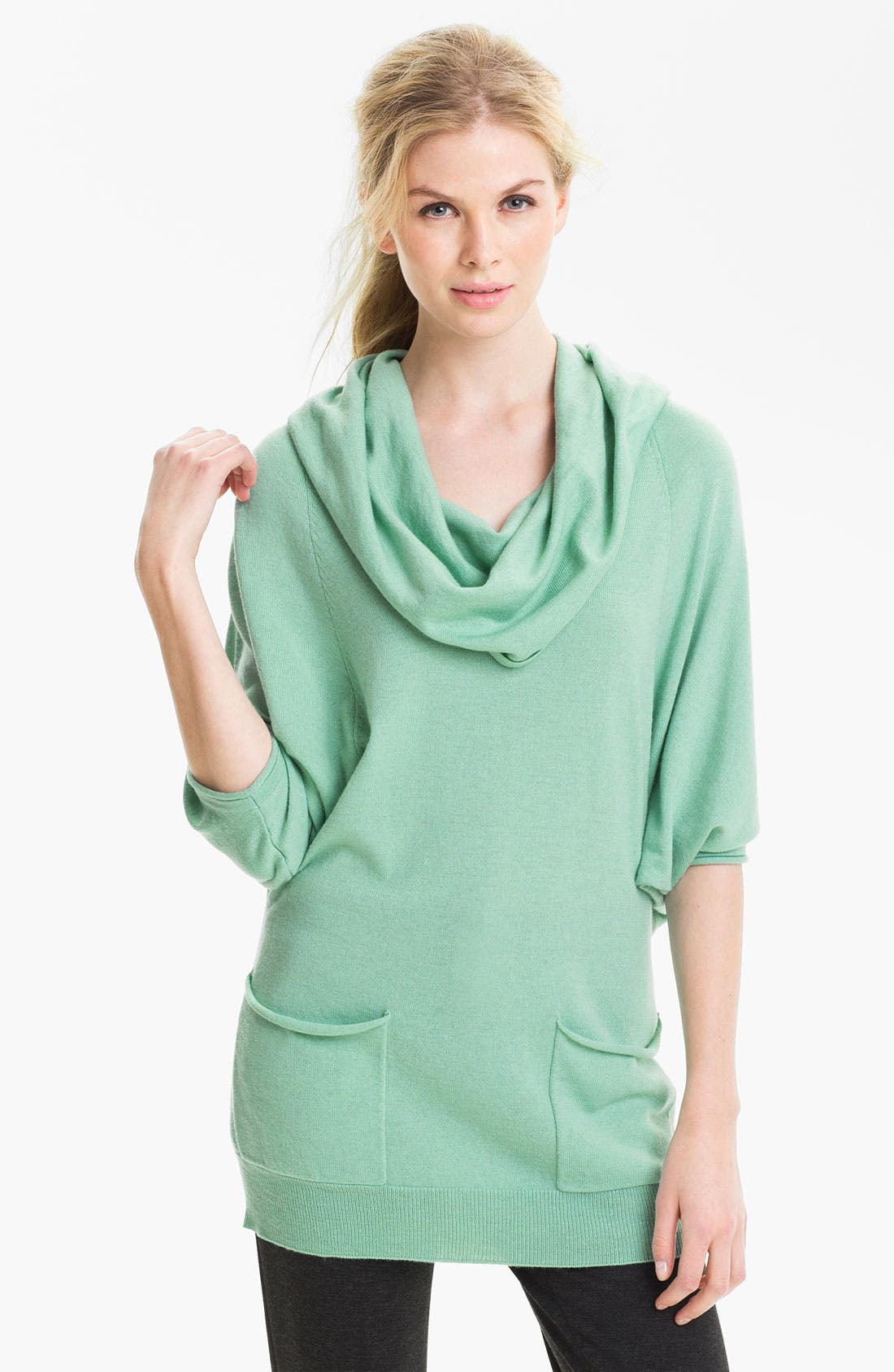 Alternate Image 1 Selected - Vince Camuto Cowl Neck Sweater