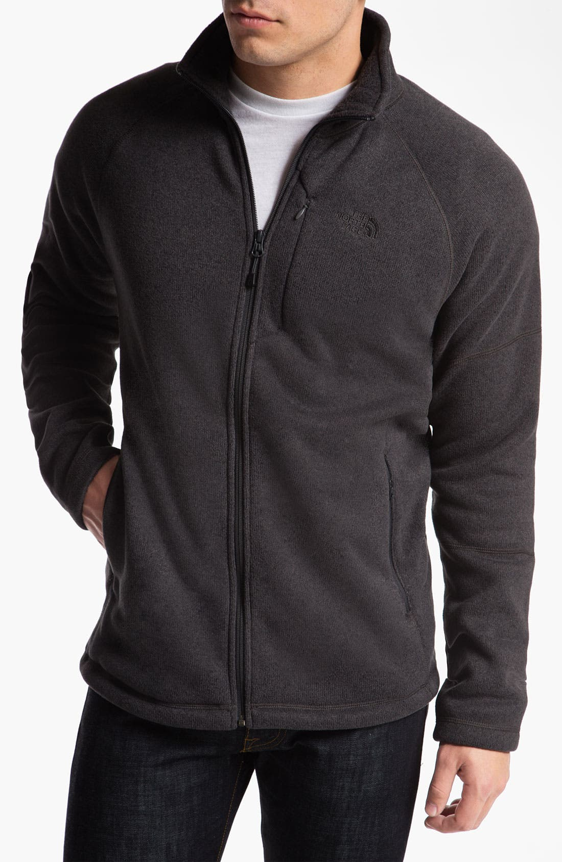 Alternate Image 1 Selected - The North Face 'Gordon Lyons'  Fleece Jacket