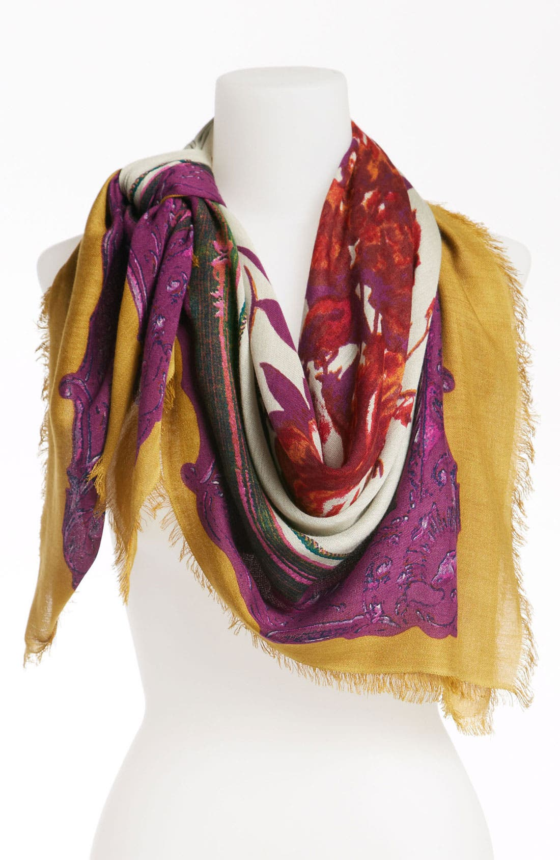Alternate Image 1 Selected - Hinge® 'High Society' Scarf