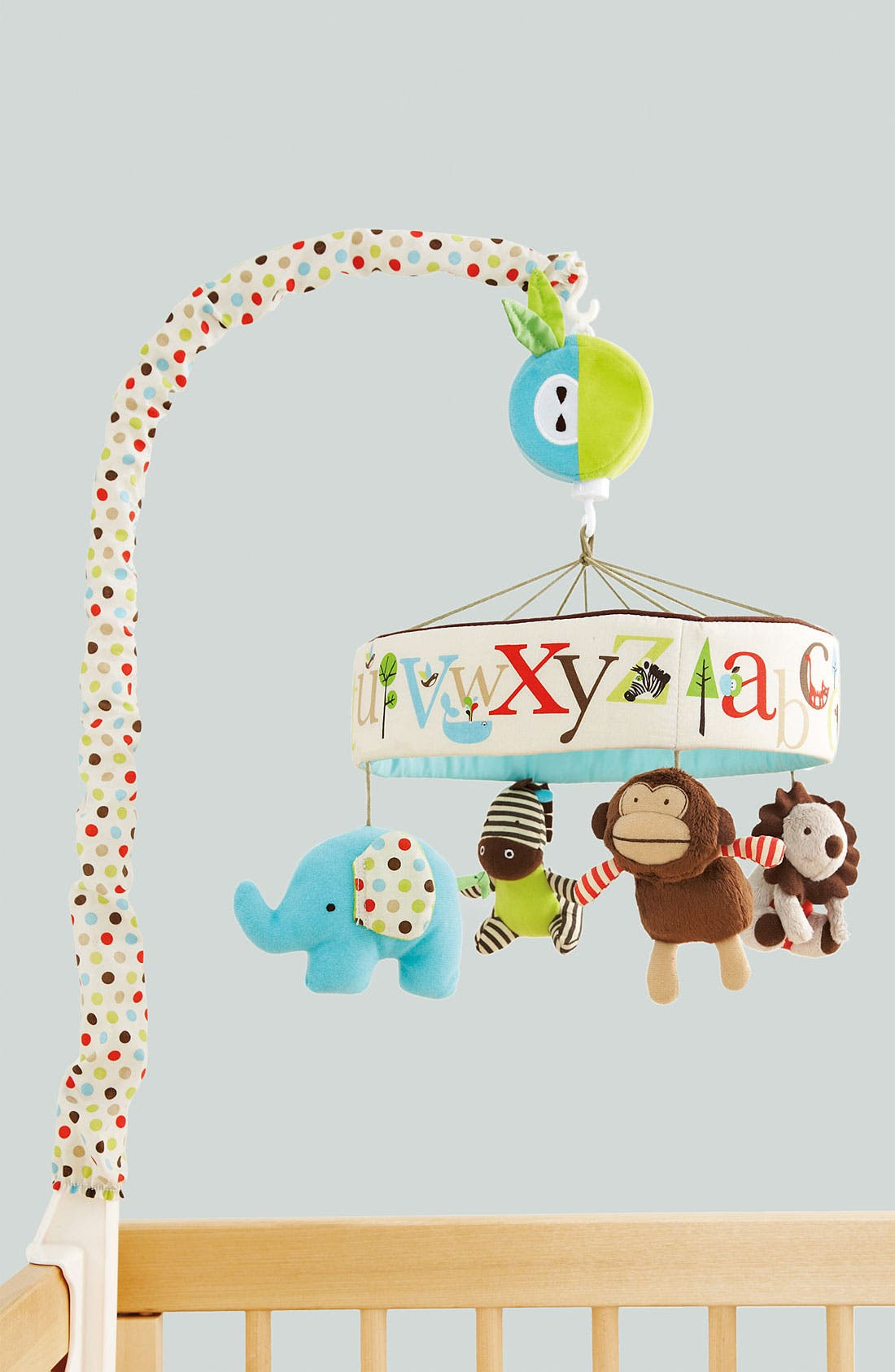 Alternate Image 2  - Skip Hop 'Alphabet Zoo' Crib Mobile