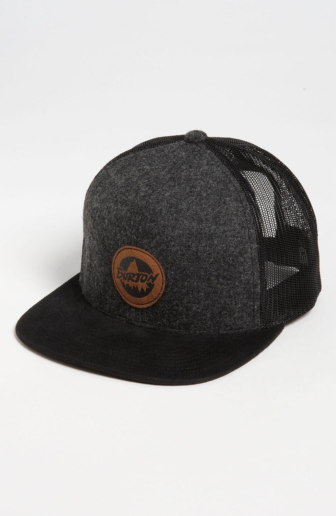 Alternate Image 1 Selected - Burton 'MC D' Trucker Hat