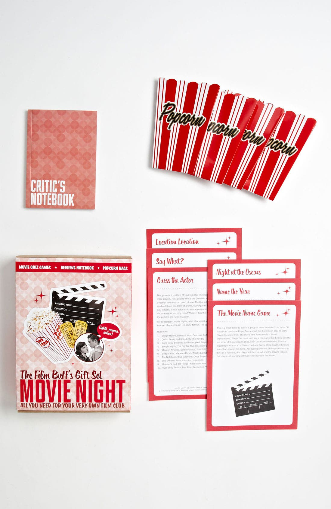 Alternate Image 1 Selected - Gift Republic 'Good Times - Movie Nights' Gift Box