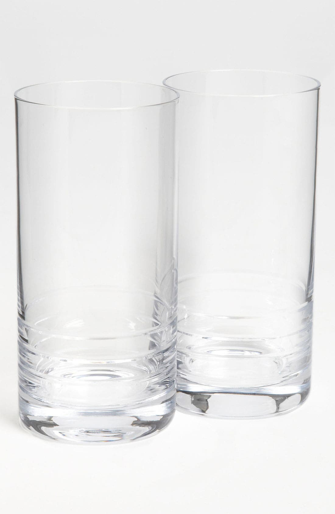 Main Image - kate spade new york 'percival place' highball glasses (Set of 2)