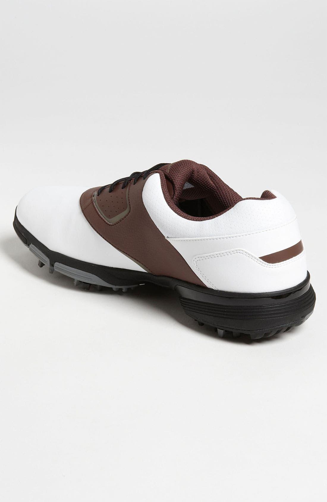 Alternate Image 2  - Nike 'Heritage' Golf Shoe (Men)