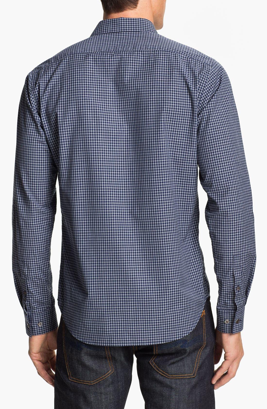 Alternate Image 2  - Theory 'Zack' Check Shirt