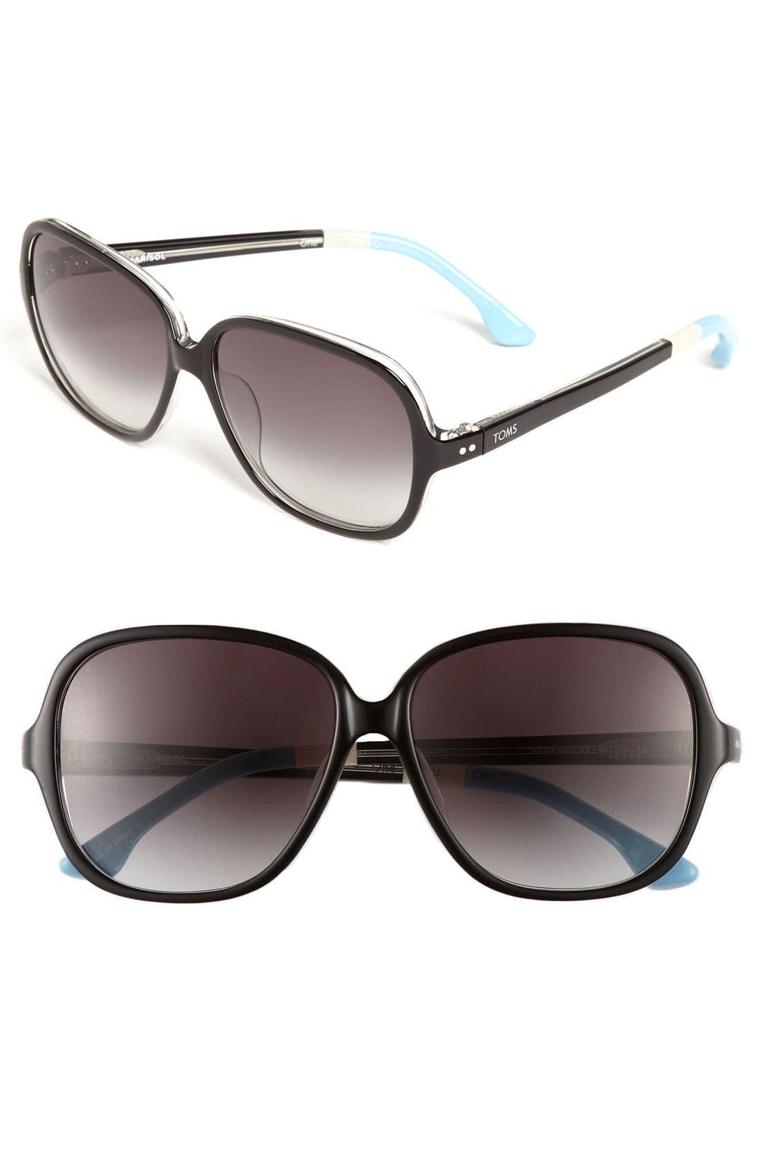 Main Image - TOMS 'Marisol' Sunglasses