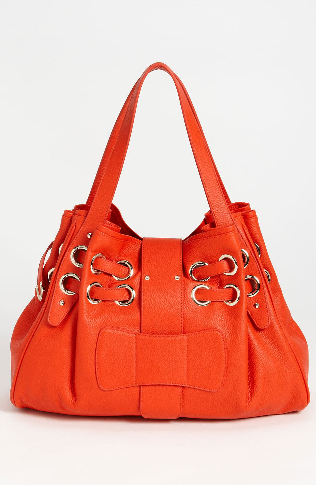 Alternate Image 4  - Jimmy Choo 'Ramona' Leather Shopper