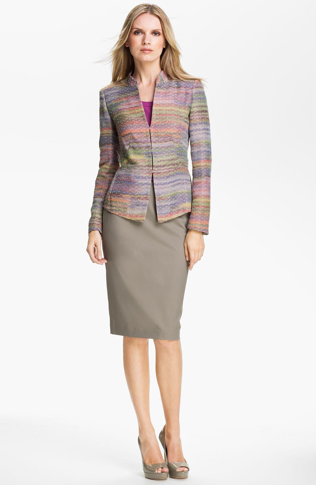 Alternate Image 3  - Lafayette 148 New York 'Maxine' Skirt
