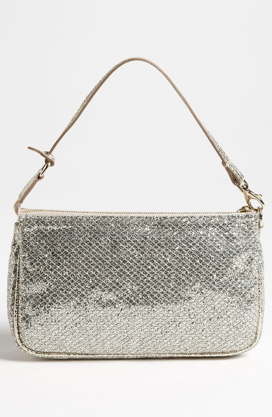 Alternate Image 4  - Jimmy Choo 'Rella' Glitter Clutch