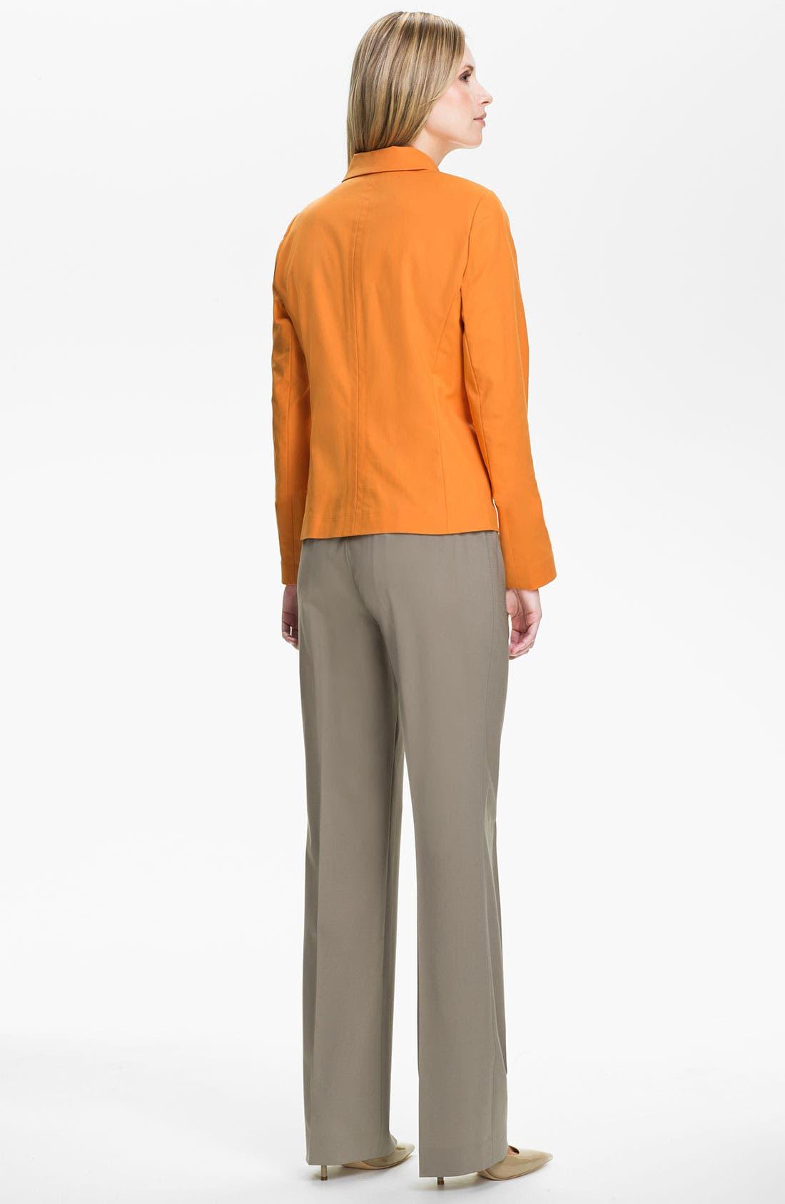 Alternate Image 5  - Lafayette 148 New York 'Francine Metropolitan Stretch' Jacket