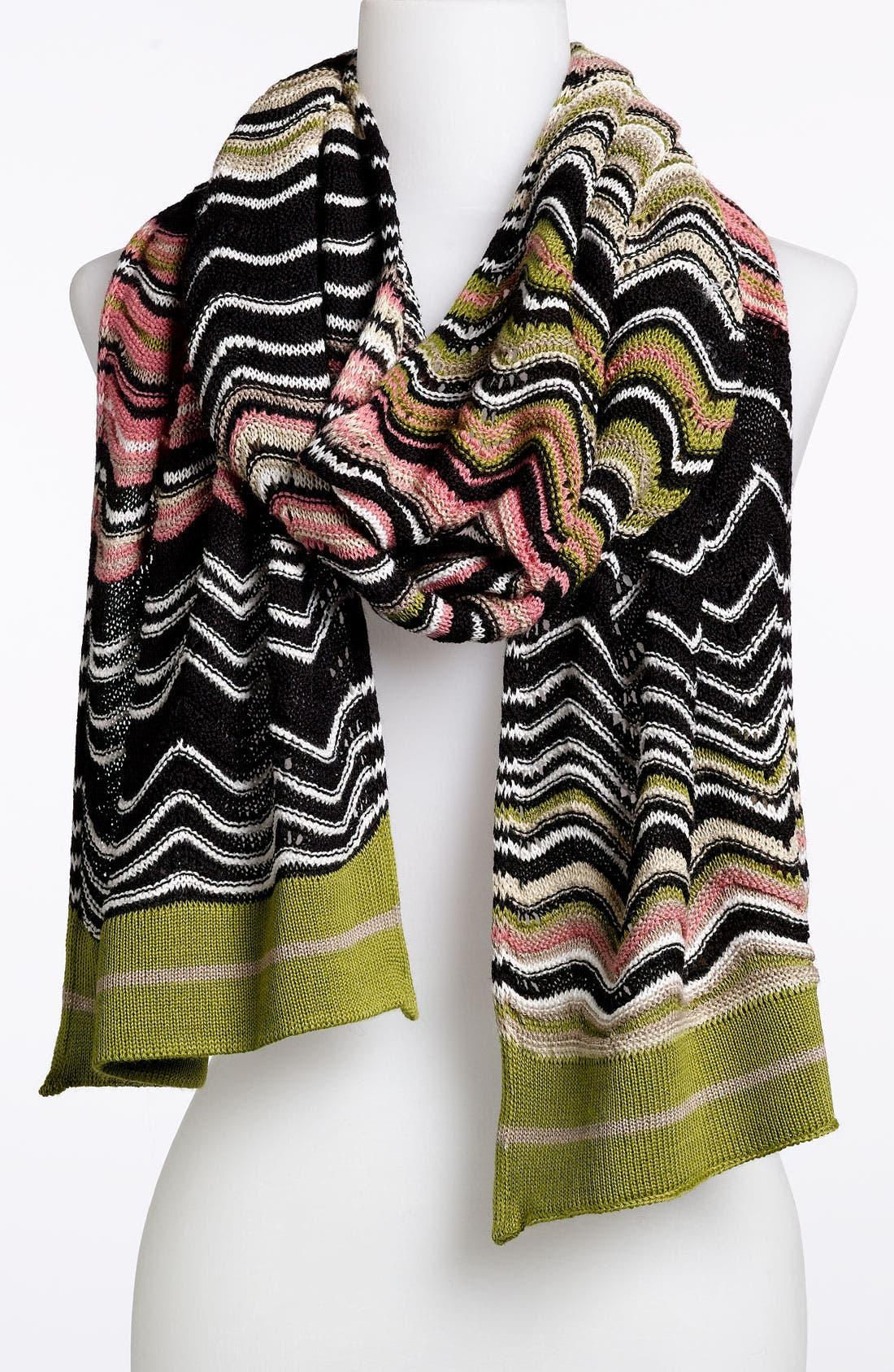 Main Image - Missoni Wool Blend Scarf