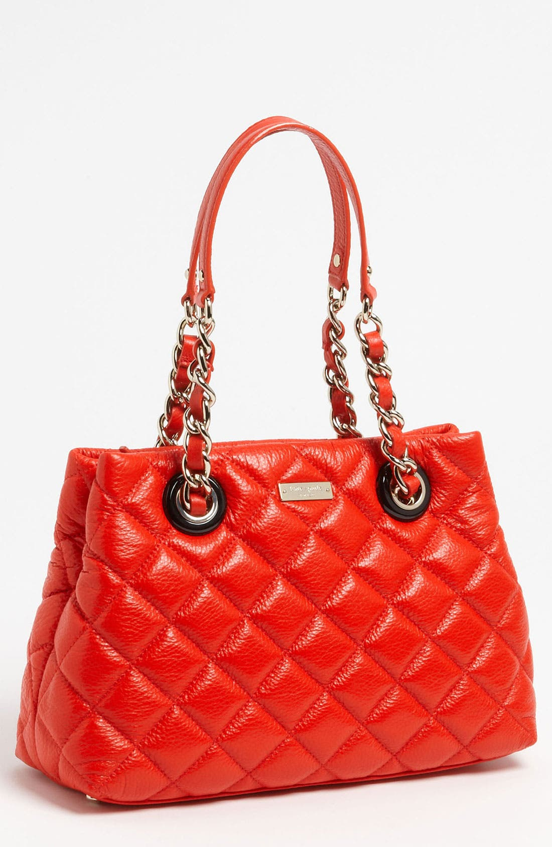 Alternate Image 1 Selected - kate spade new york 'gold coast - maryanne small' quilted leather shopper