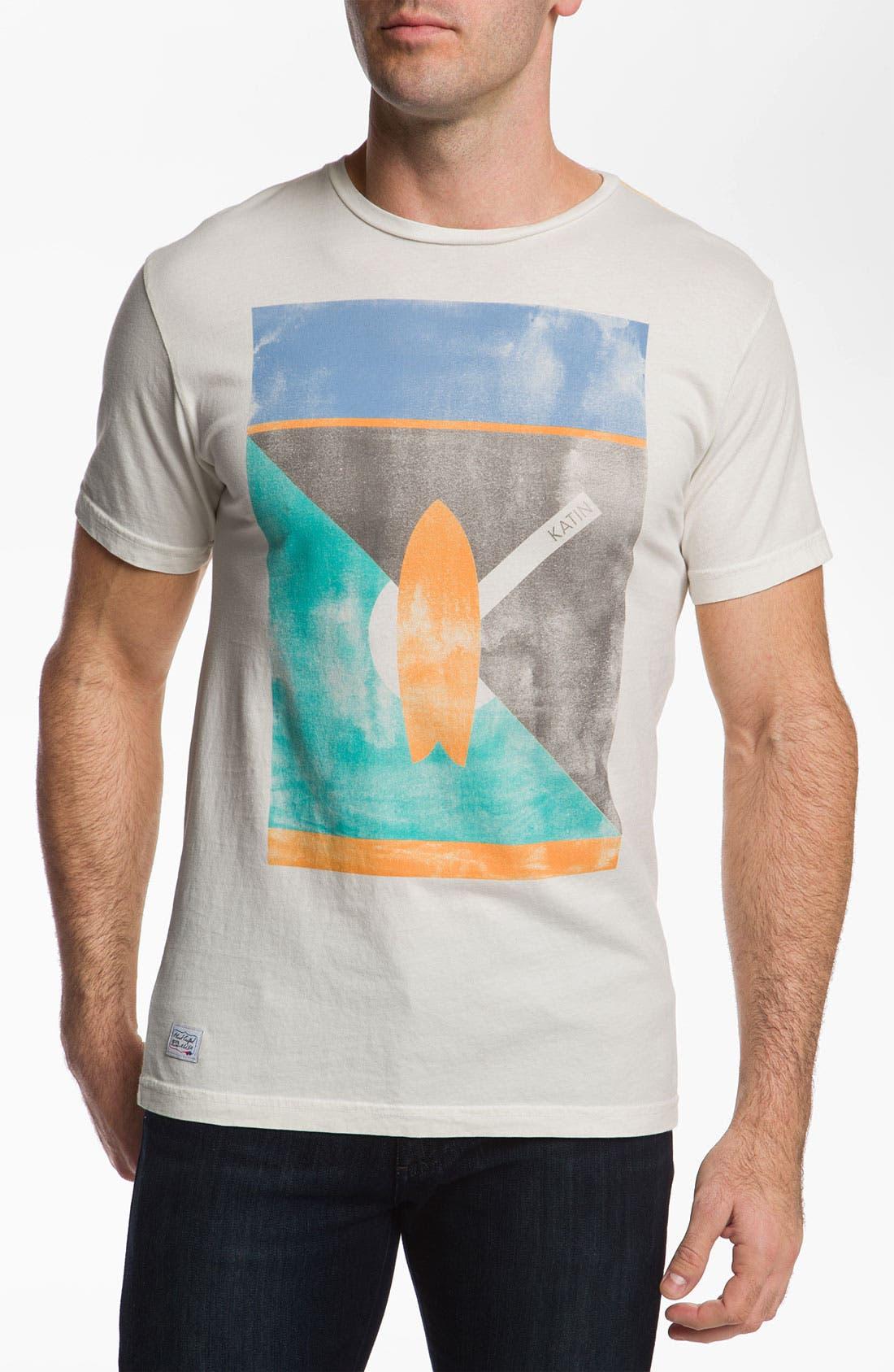 Alternate Image 1 Selected - Katin 'Fish Stick' T-Shirt