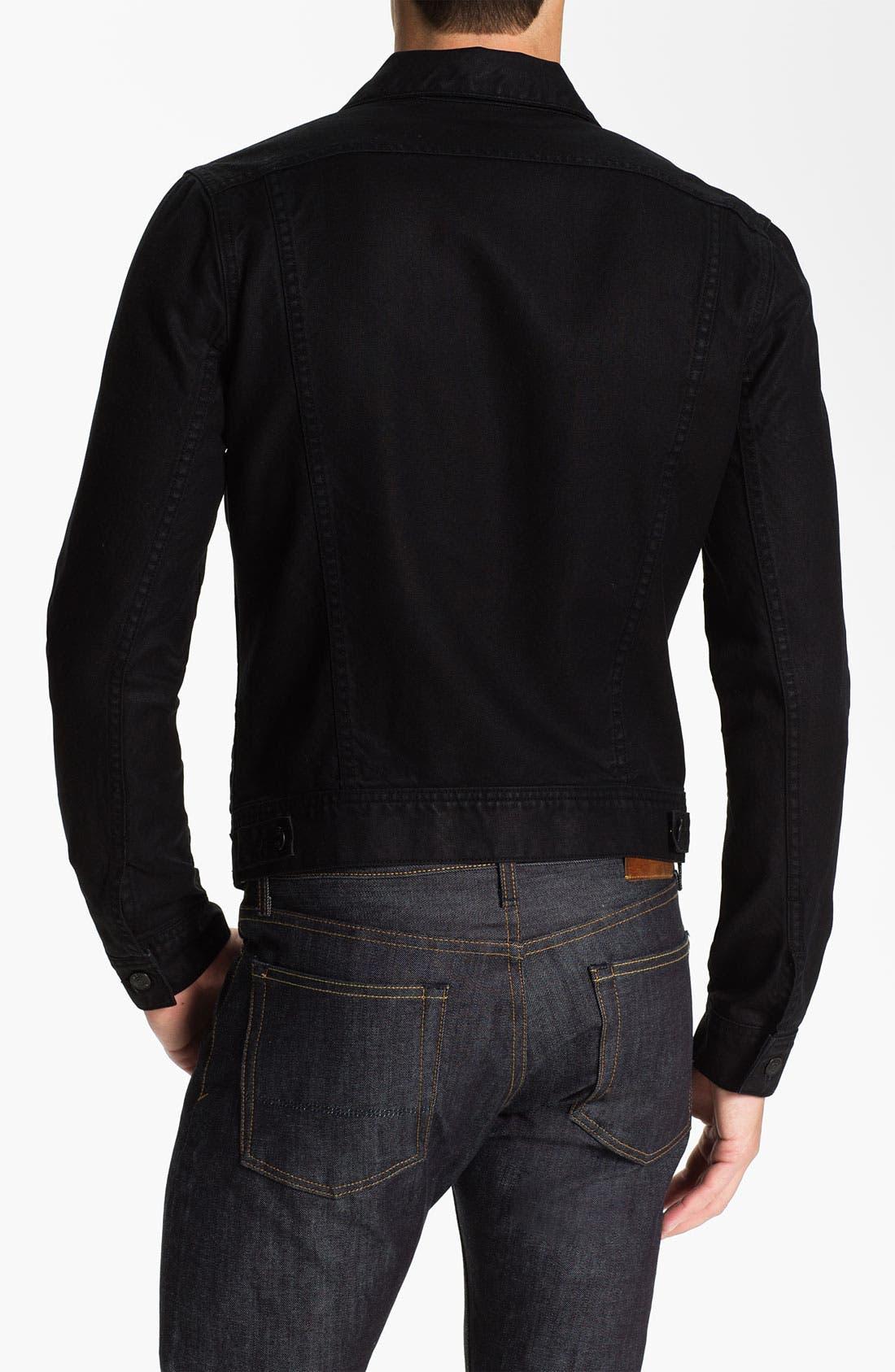Alternate Image 2  - Vince Denim Jacket