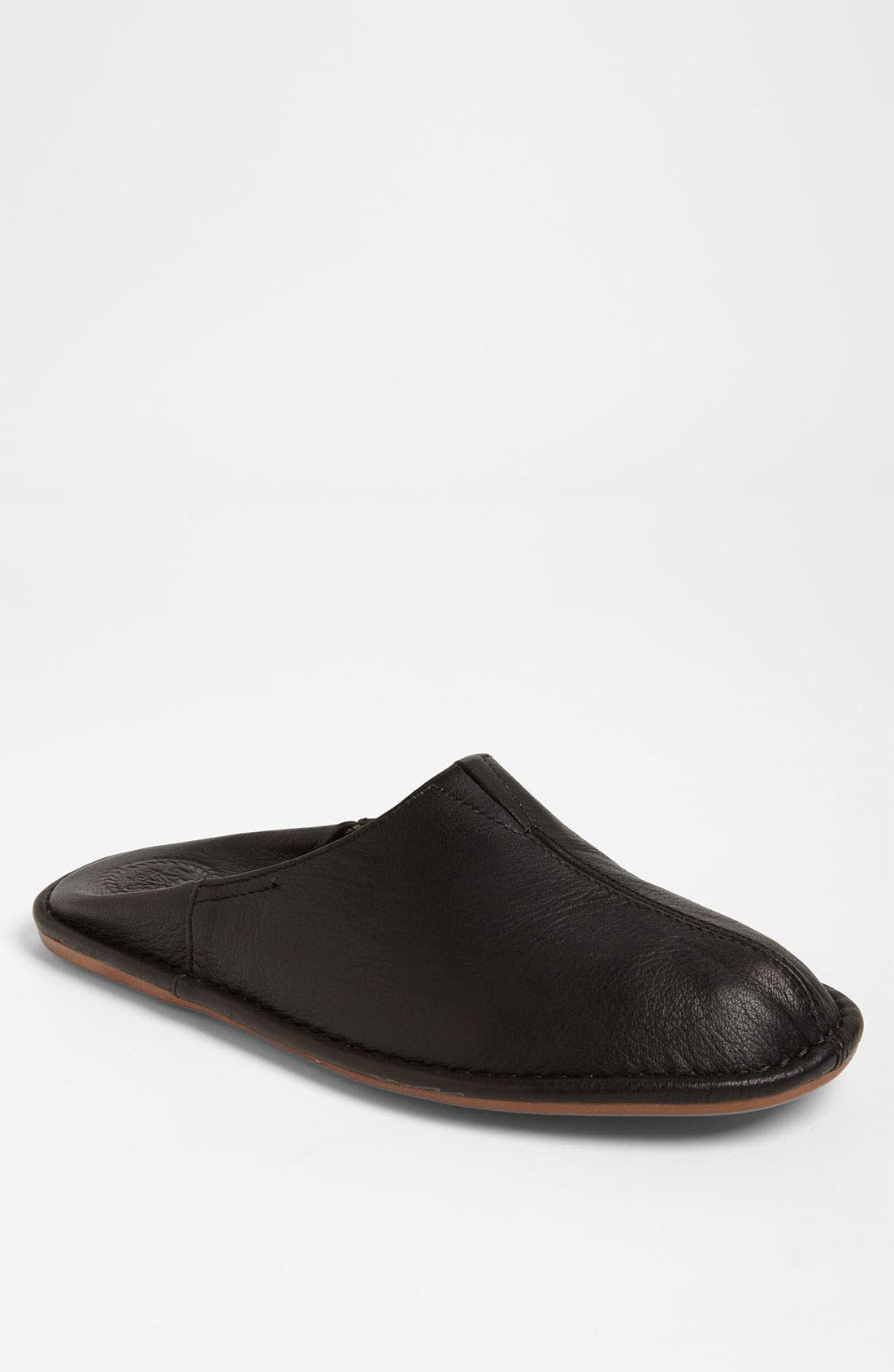 Alternate Image 1 Selected - L.B. Evans 'Pierce' Slipper (Online Only)