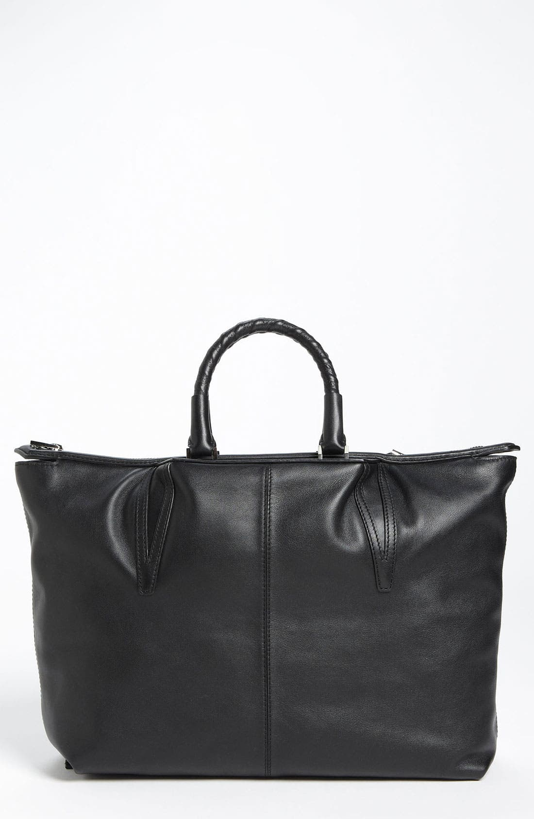 Main Image - Alexander Wang 'Liner - Small' Leather Satchel