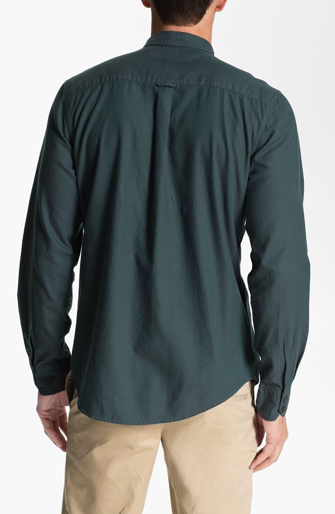 Alternate Image 2  - Ben Sherman 'Shoreditch' Twill Shirt
