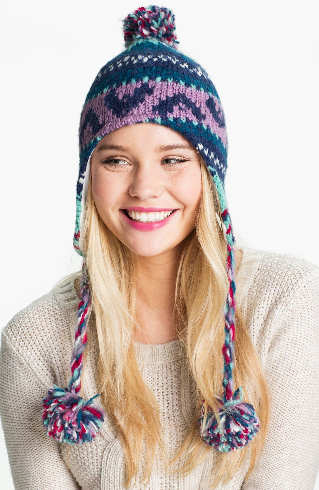 Main Image - BP. Fair Isle Chullo Hat