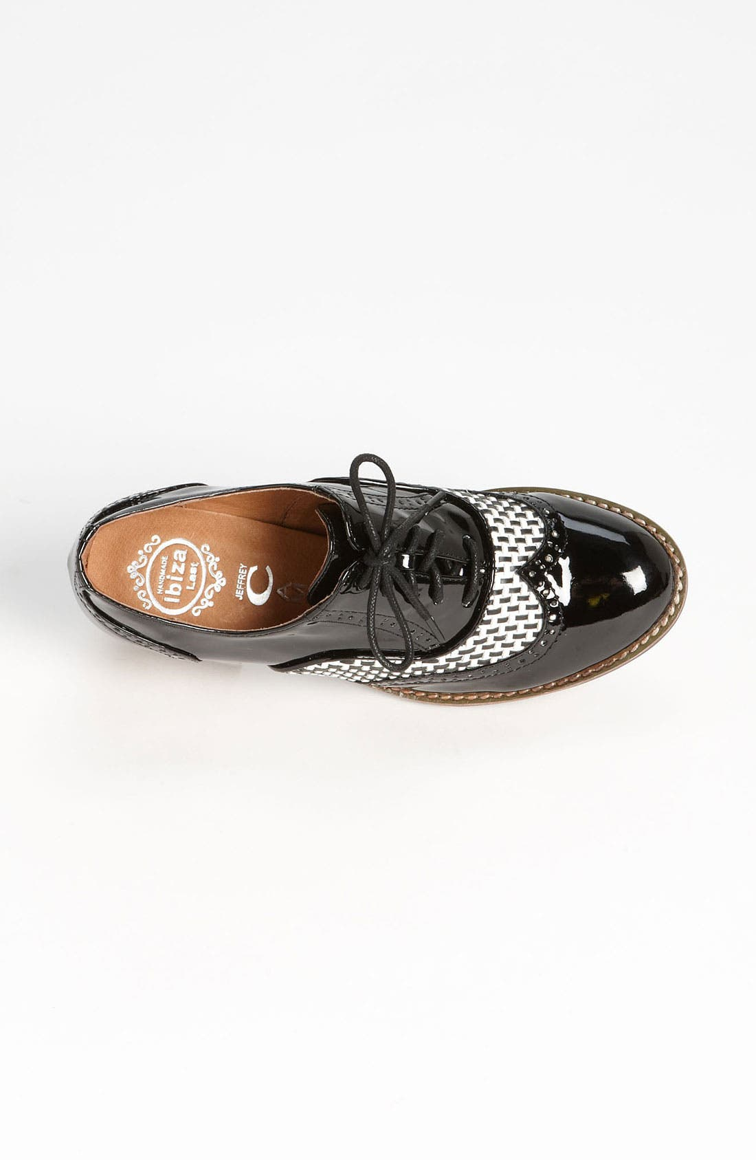 Alternate Image 3  - Jeffrey Campbell 'William' Woven Oxford