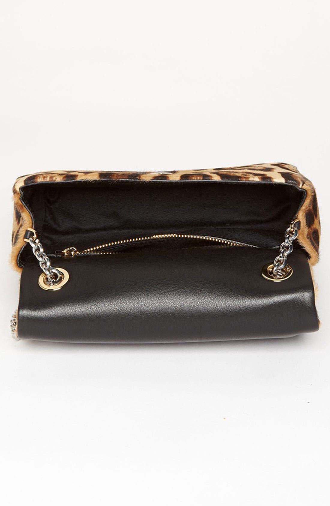Alternate Image 3  - Dolce&Gabbana 'Miss Charles' Calf Hair Shoulder Bag