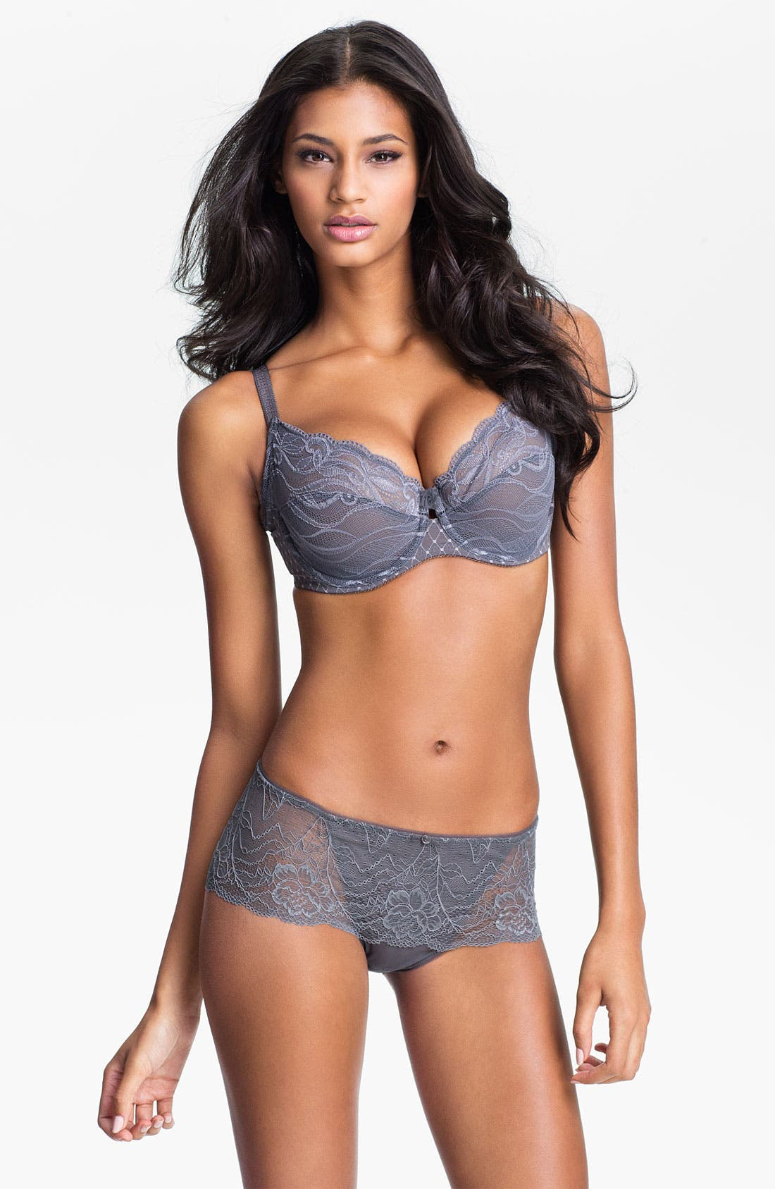 Alternate Image 4  - Wacoal Full Figure Lace Underwire Bra