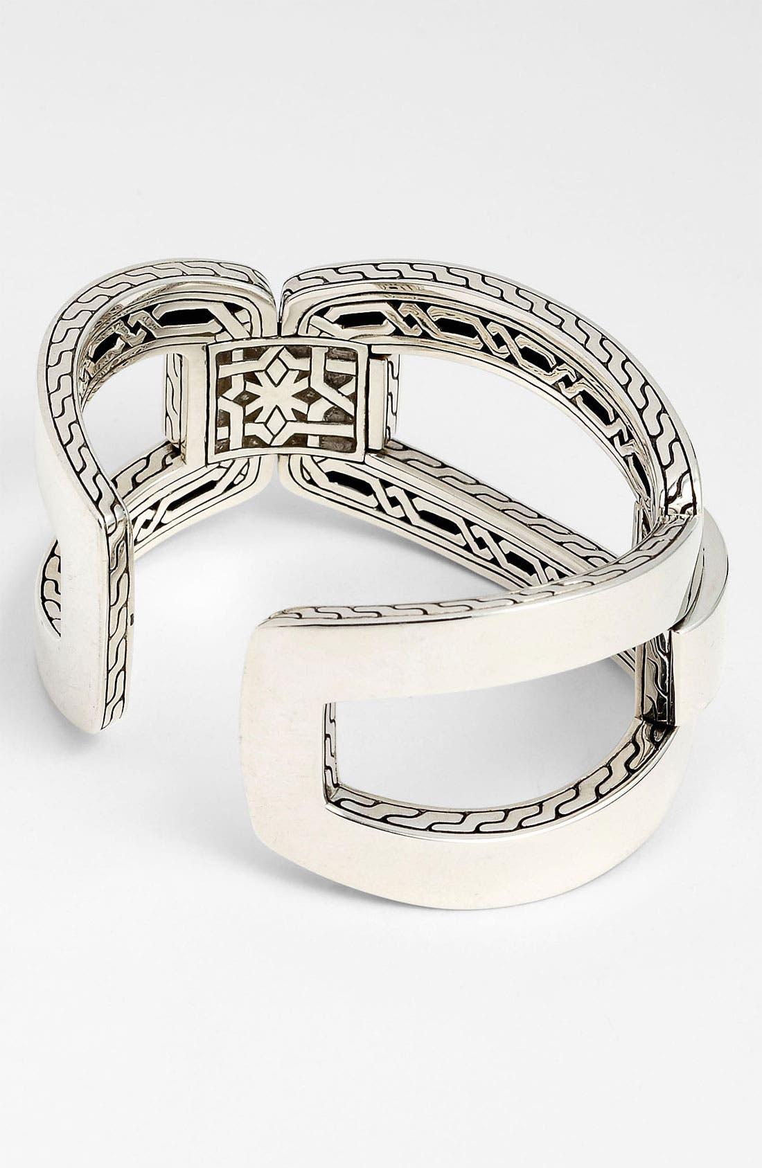 Alternate Image 2  - John Hardy 'Classic Chain' Link Cuff