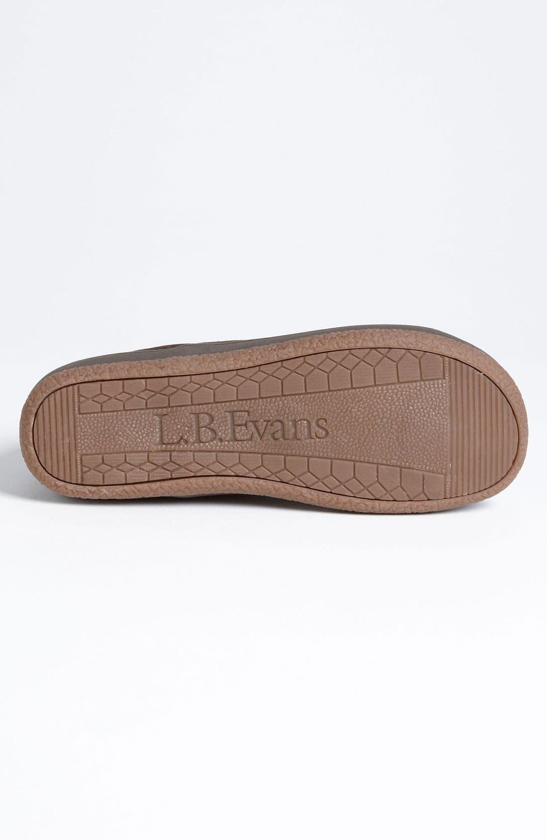Alternate Image 4  - L.B. Evans 'Reese' Slipper